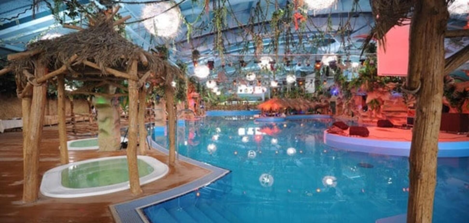 В аквапарку київського ТРЦ потонула дитина