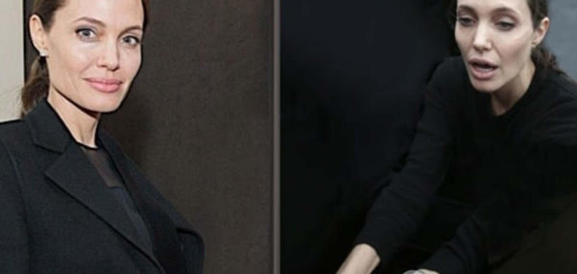 Angelina Jolie фото