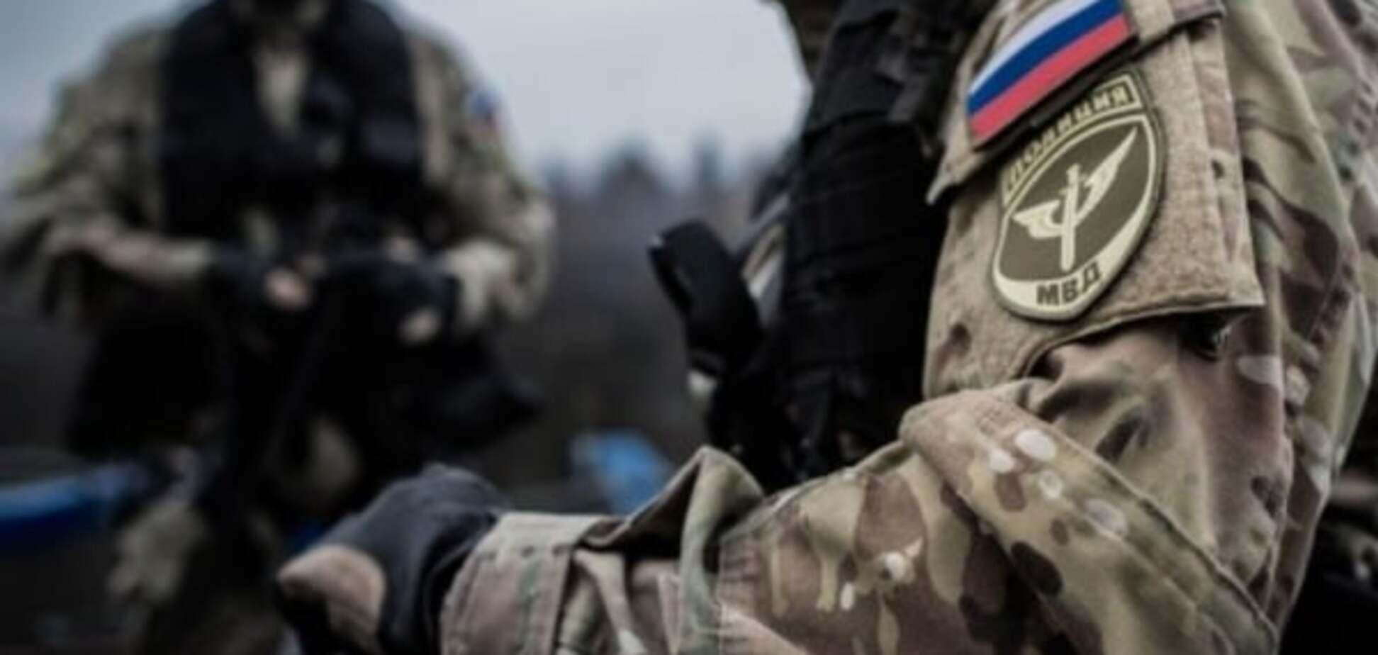 В окупованому Севастополі силовики оточили мечеть після намазу