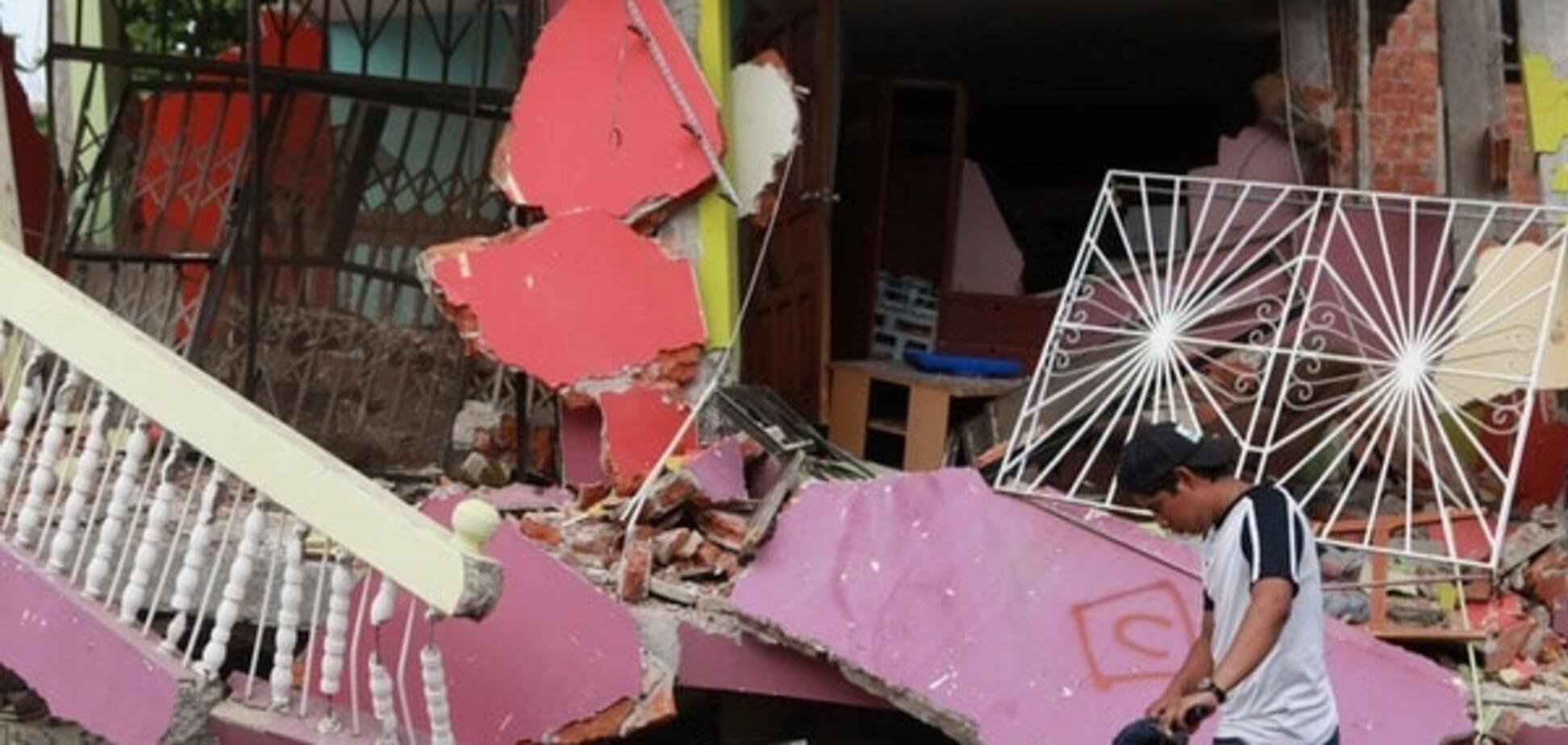 Катастрофа в Еквадорі: країну вразив черговий землетрус