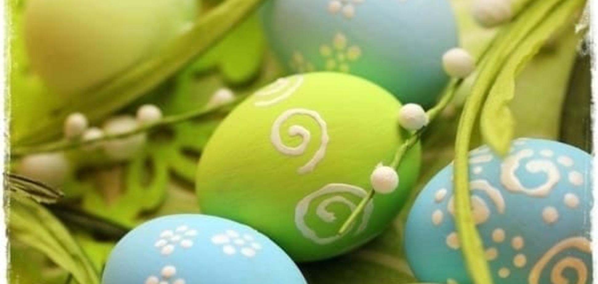Готовимся к Пасхе: Украшение пасхальных яиц
