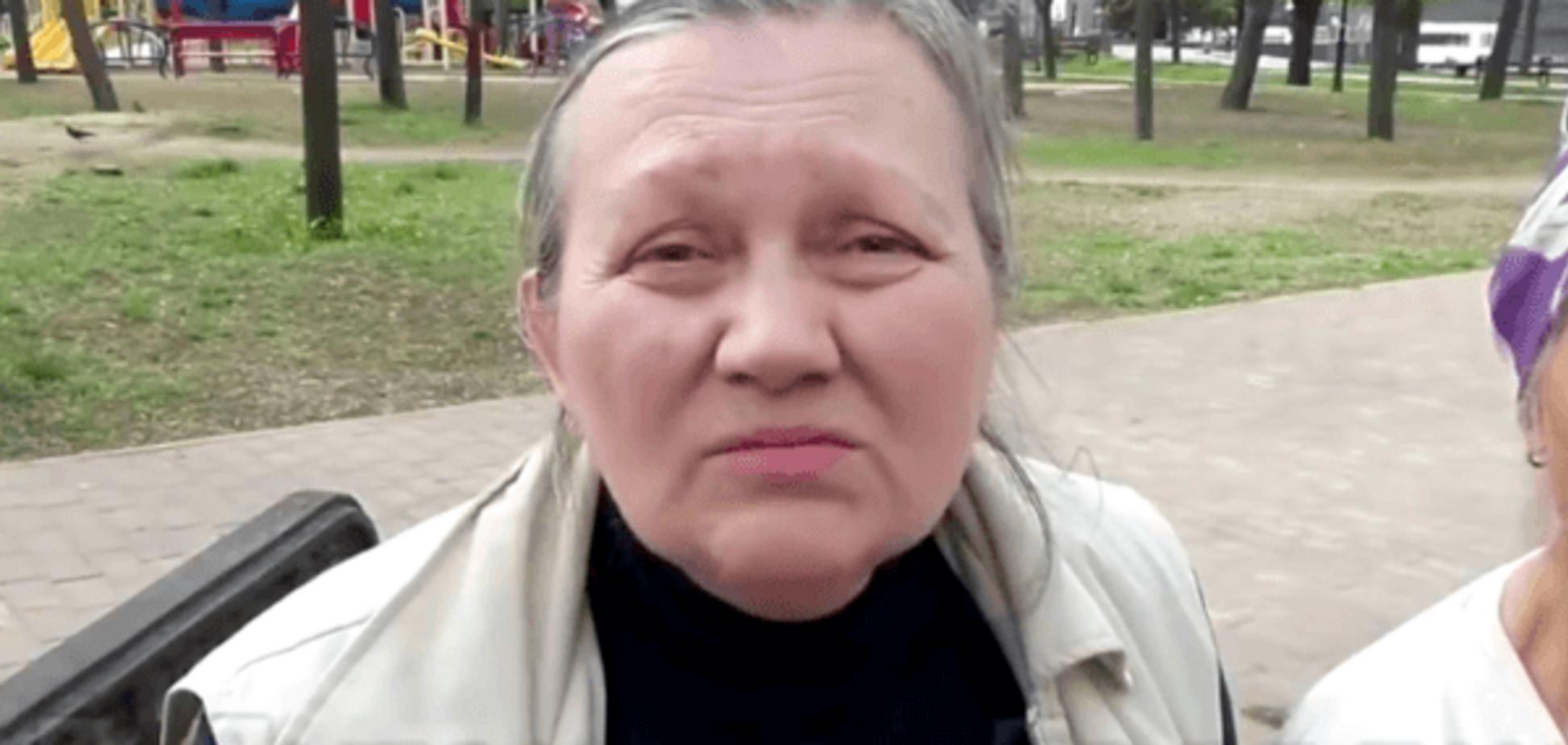 Прихильниця сепаратистів про життя в 'ЛНР': скоро почнуть людей викидати на вулицю
