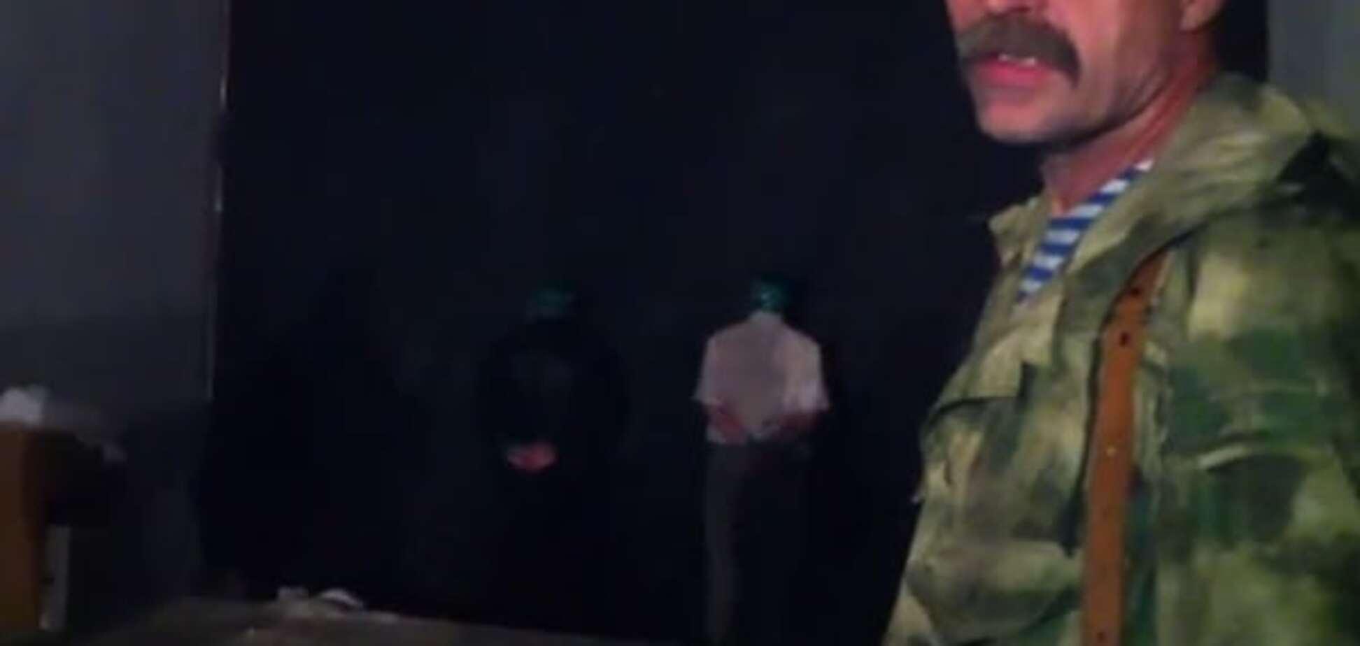 Тримав голого в лазні: терорист Безлер розповів, як збирався розстріляти Гіркіна. Опубліковано відео