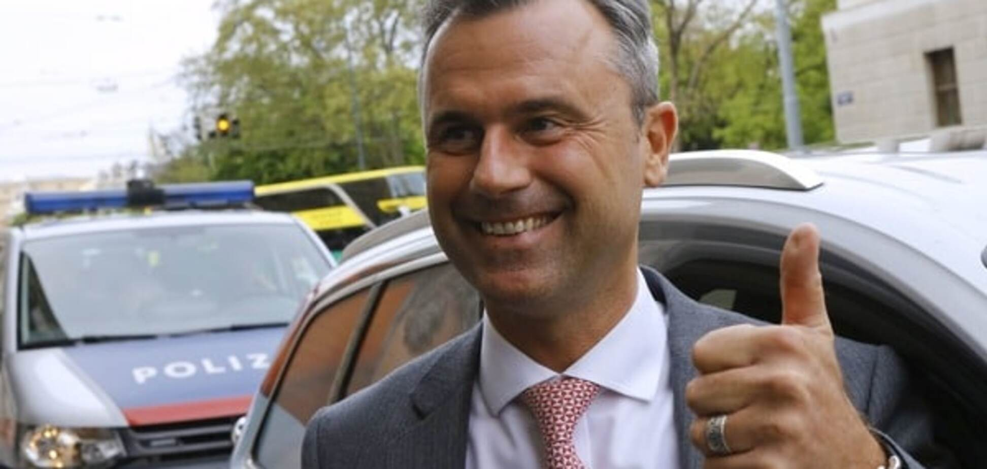 Сенсация на выборах в Австрии: лидером президентской гонки стал пророссийский кандидат