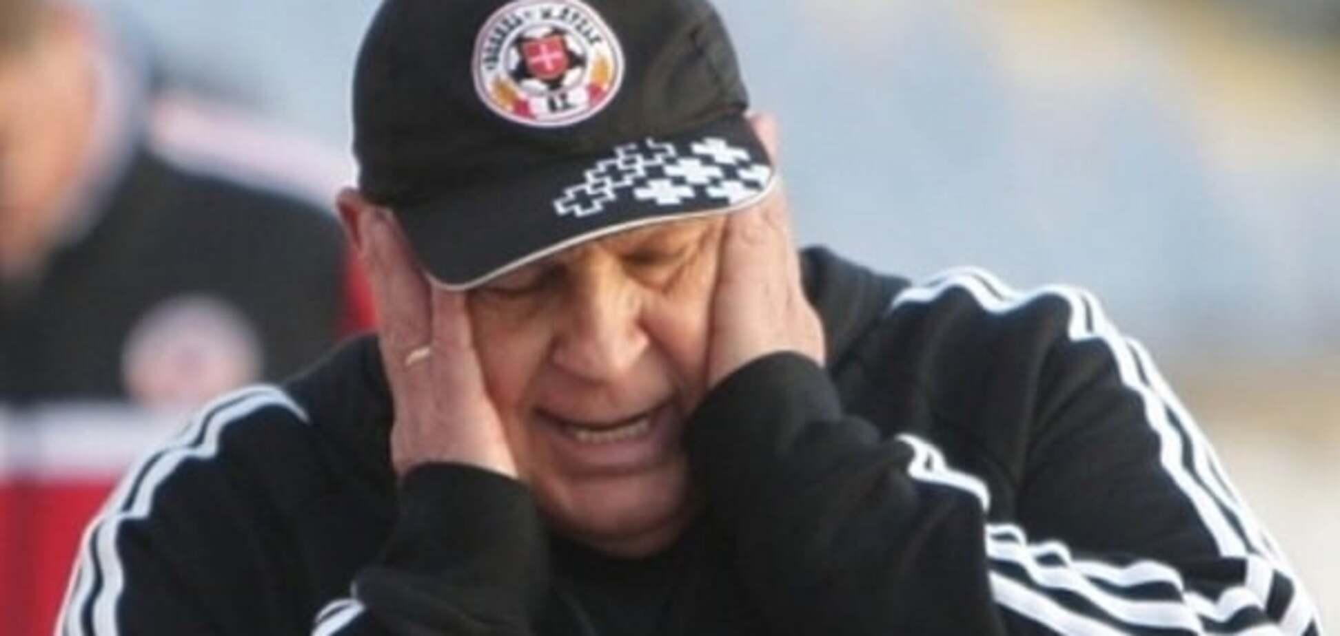 'Волынь' Кварцяного исключили из Премьер-лиги