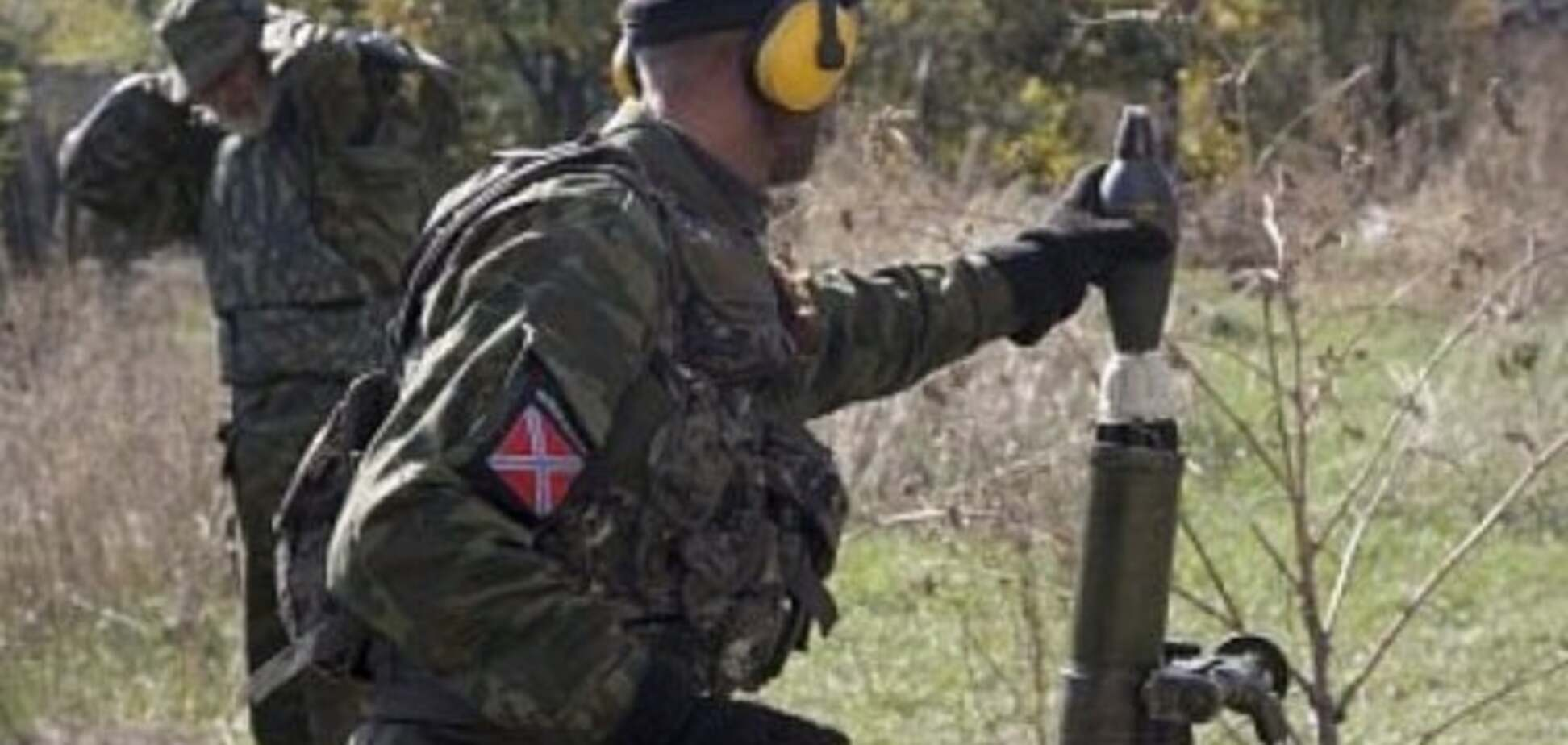 Терористи завдали вогневих ударів по бійцях АТО в Авдіївці та Зайцевому
