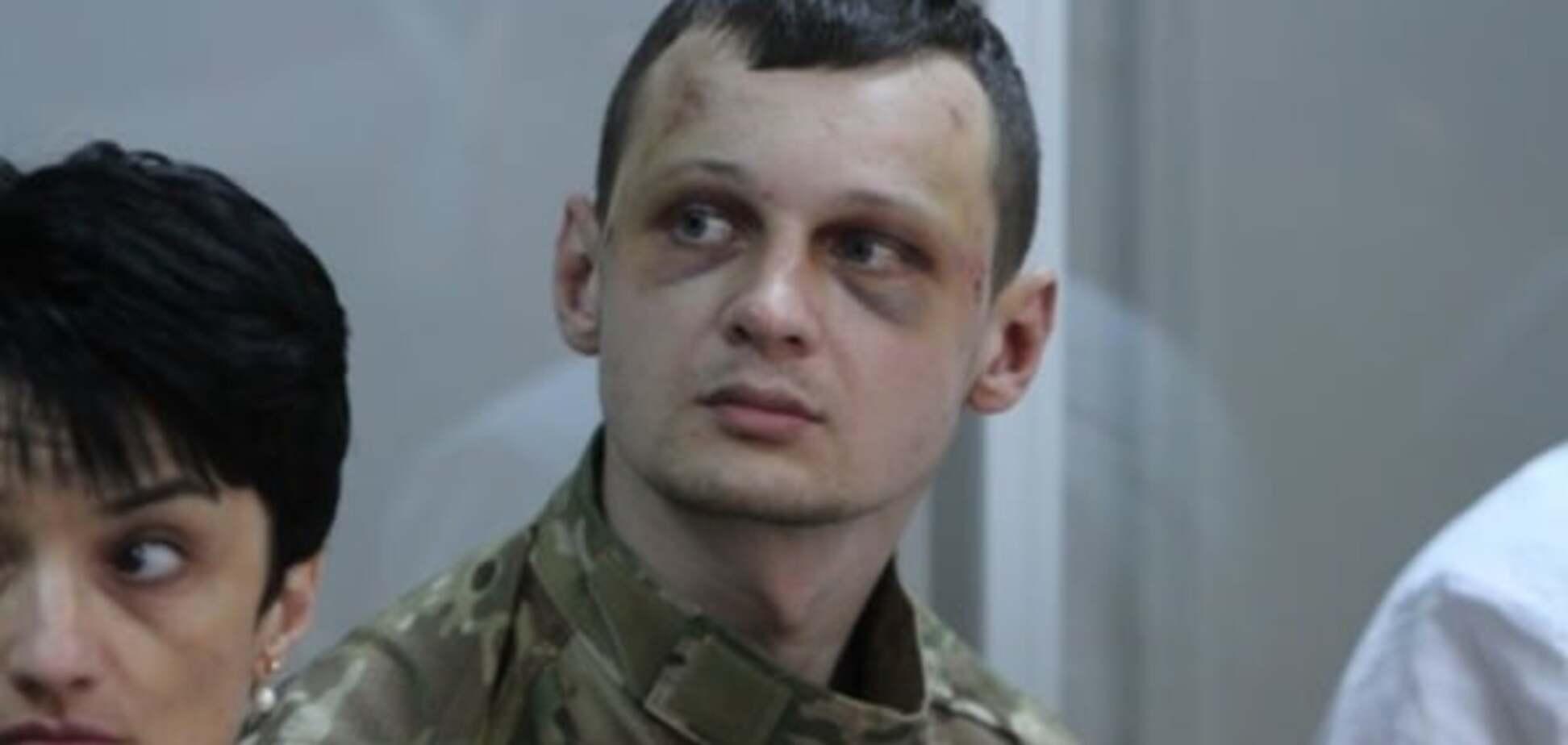 Справа Краснова: 'азовець' перейшов на сухе голодування і поскаржився на здоров'я