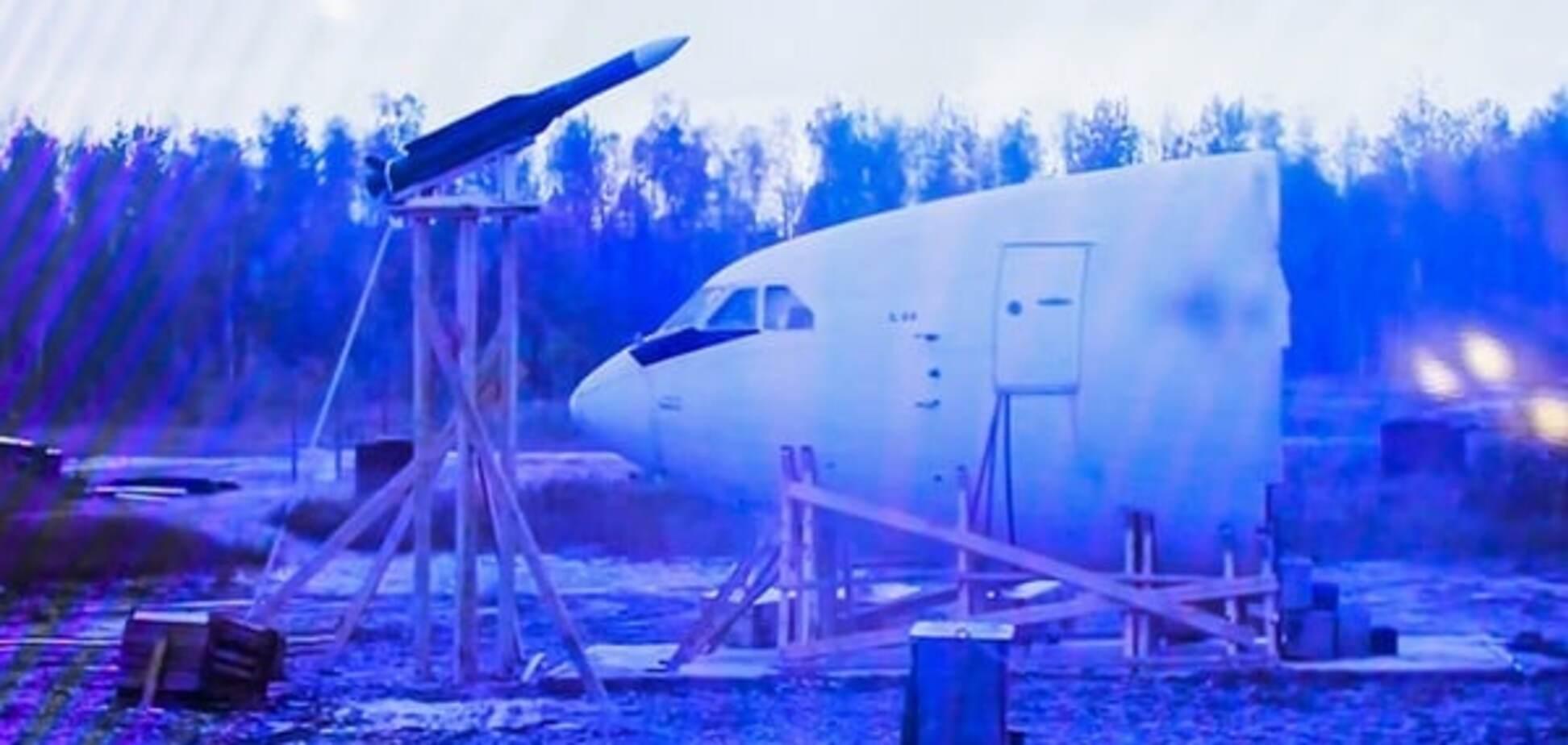 Реконструкция трагедии Boeing