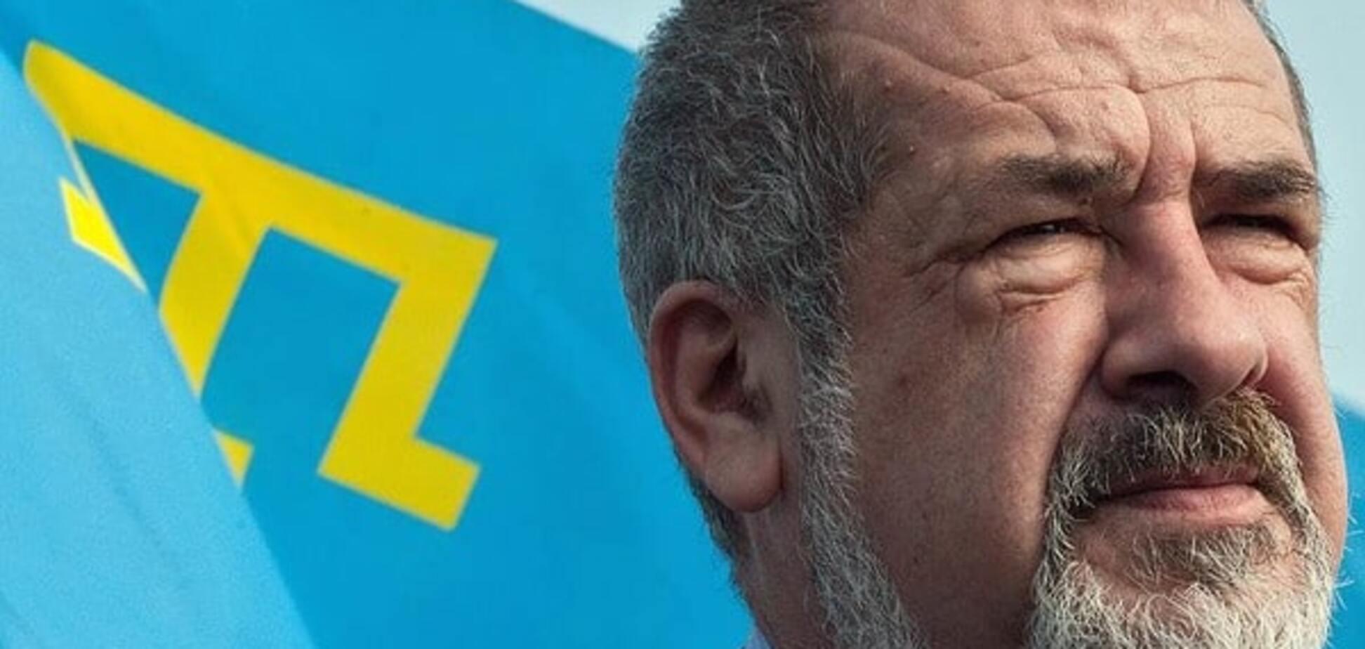 Чубаров натякнув на військове вирішення деокупації Криму