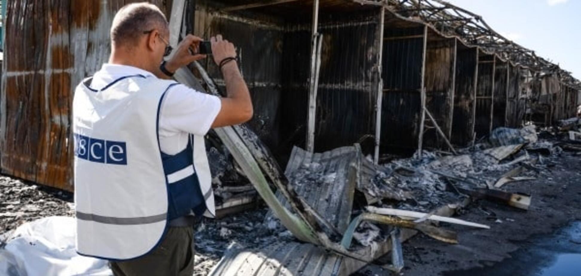 Танки, 'Гради' і гаубиці: ОБСЄ виявила страшні знахідки у Луганську