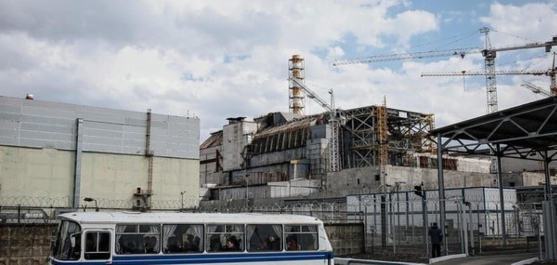 Чернобыль глазами иностранных СМИ