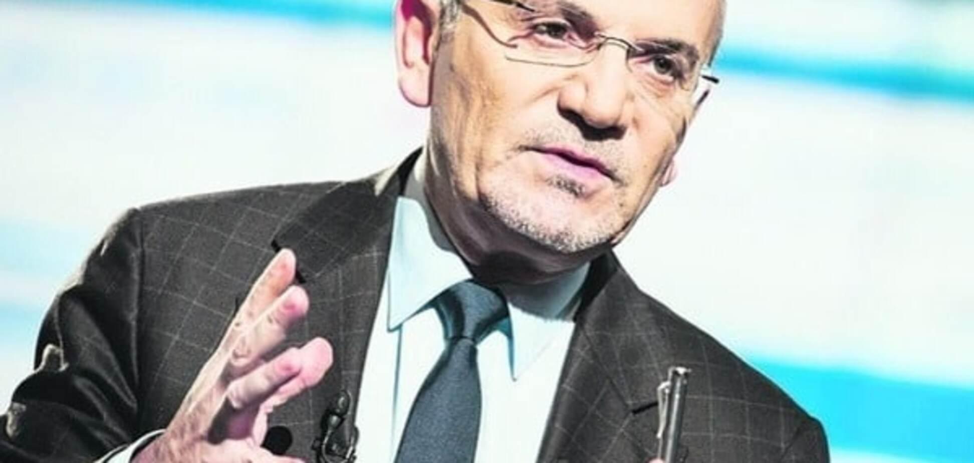 Лещенко розповів, що може бути з Шустером після заборони працювати в Україні