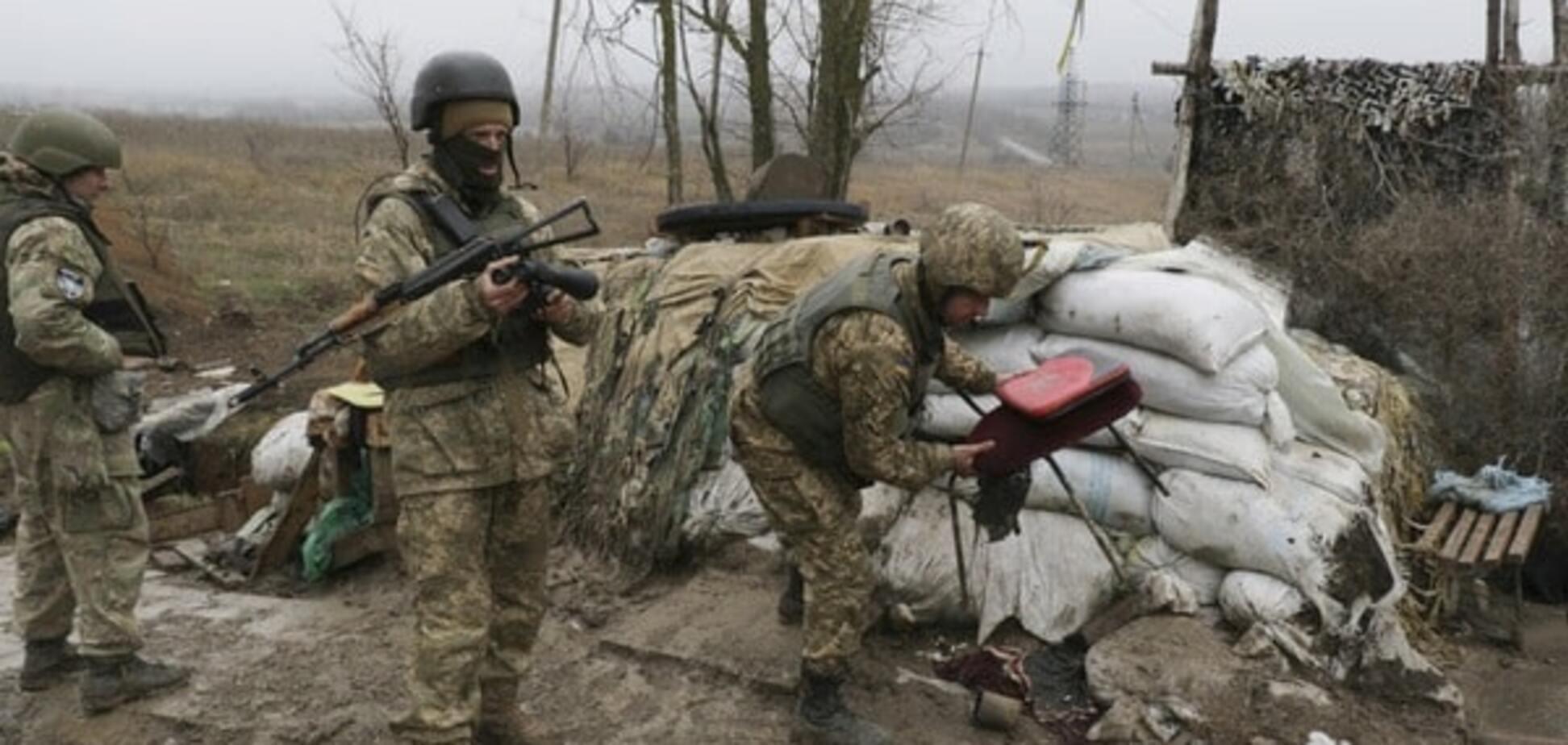 Здав усі позиції: бійці АТО взяли в полон диверсанта терористів