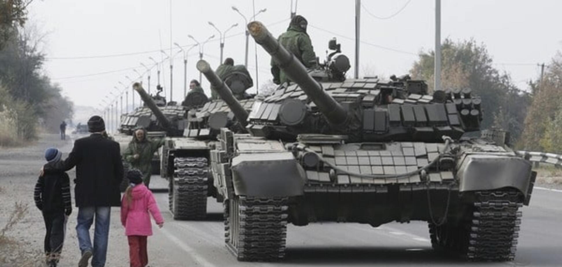 'Все, що живе - загниває': окупований Луганськ очима місцевого жителя