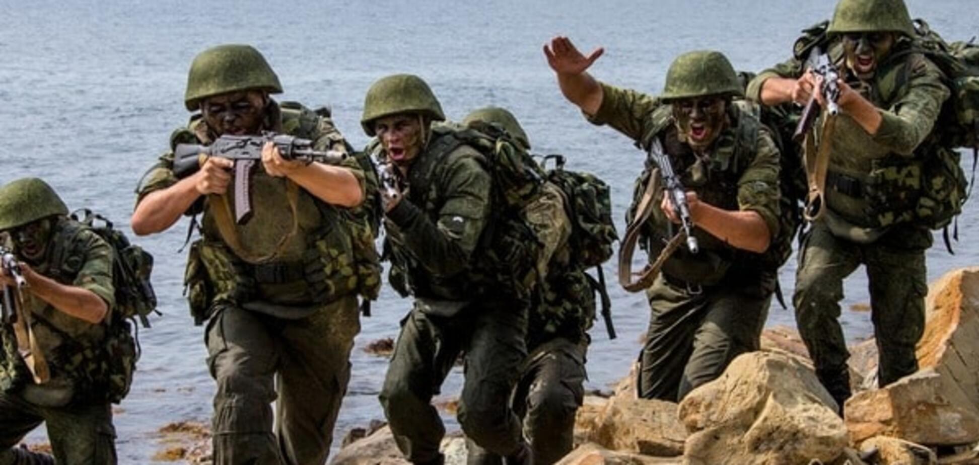 Російські війська в Криму відпрацьовують захоплення півдня України - розвідка