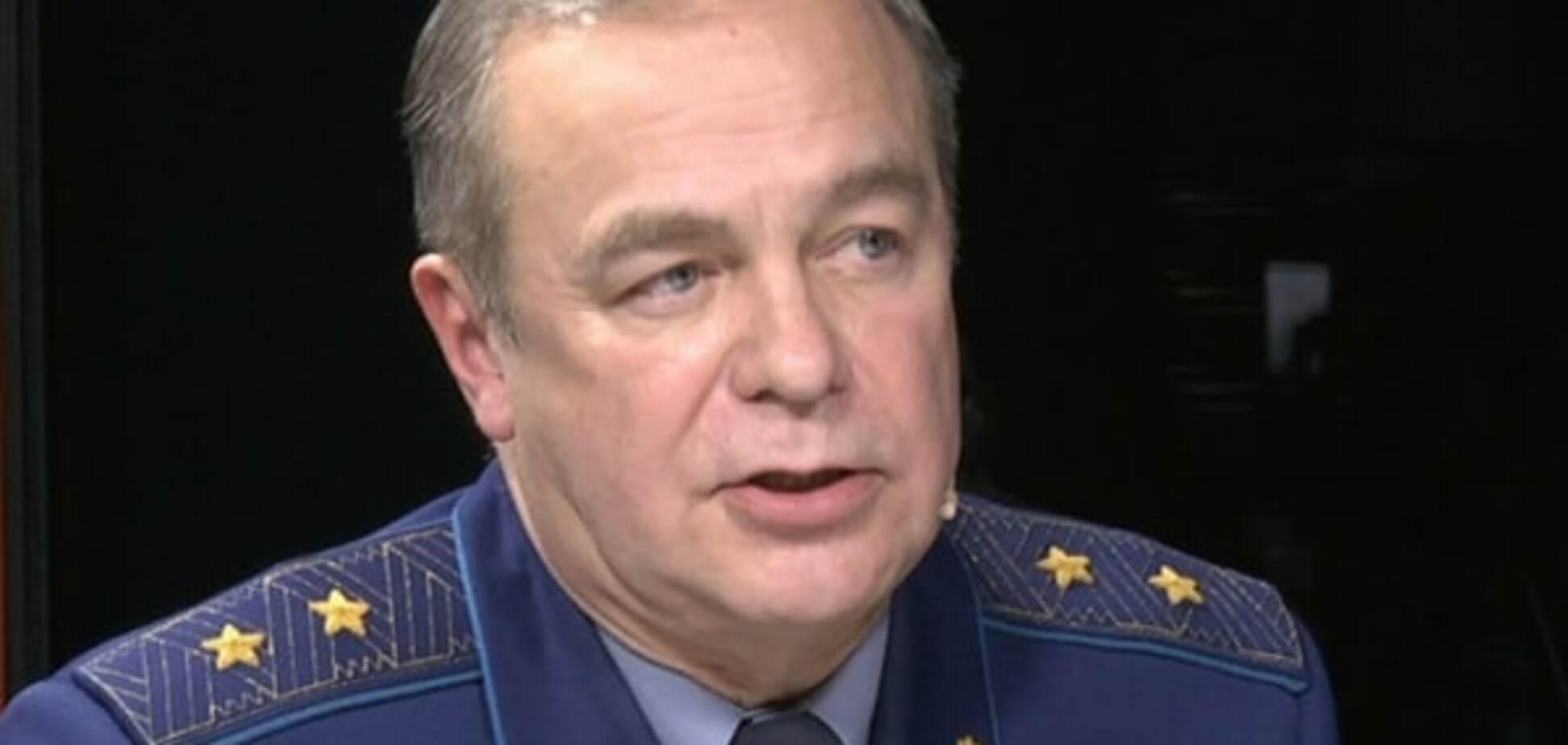 Нехай проковтне і зап'є мінералкою: генерал оцінив реакцію Захарченка на поліцейську місію ОБСЄ