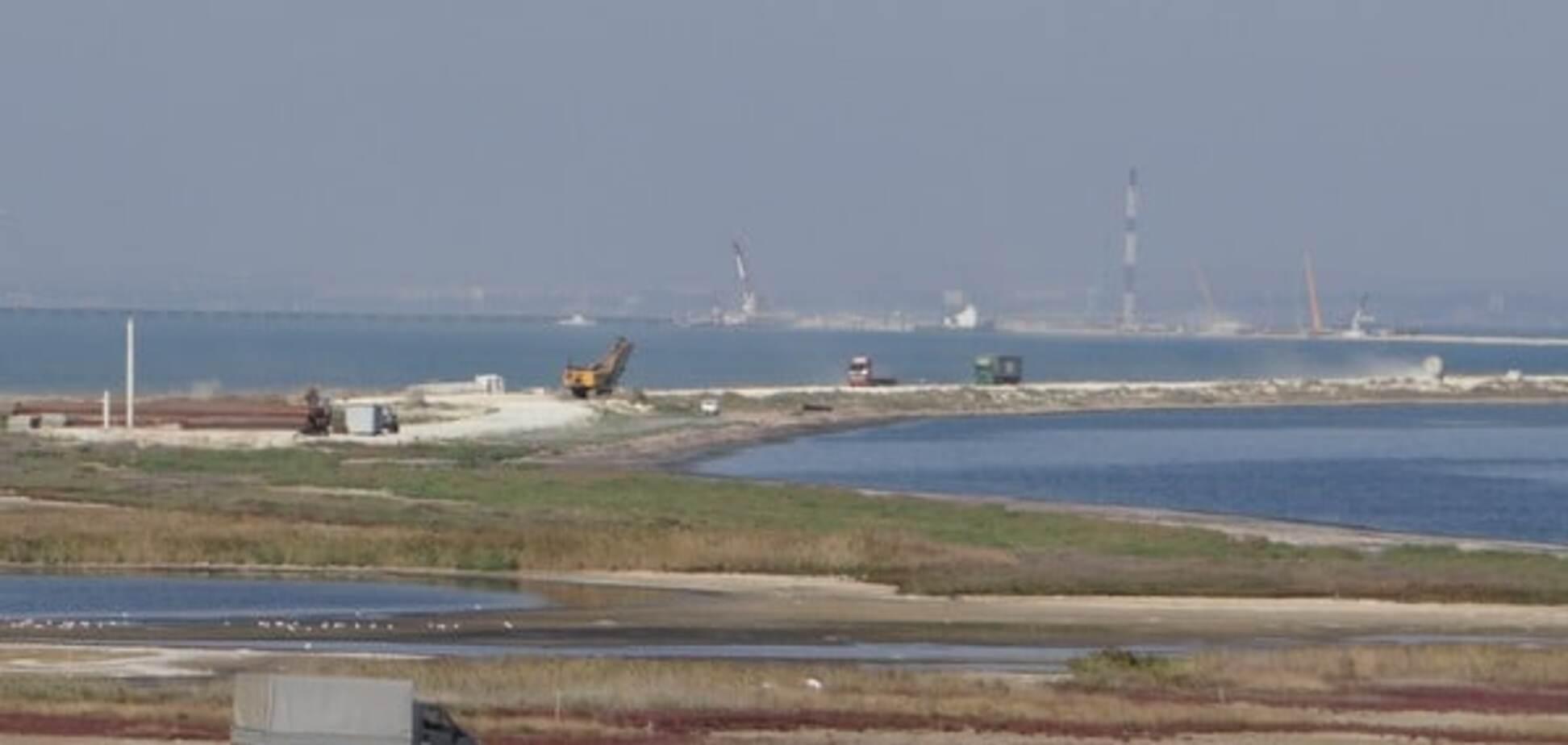 Как помешать строительству Керченского моста: эксперт объяснил правовой механизм