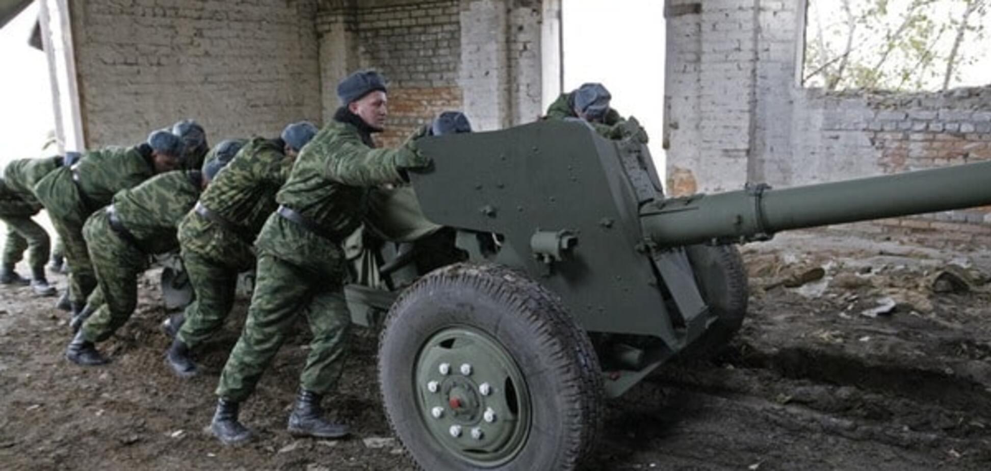 Терористи на Донбасі розікрали відведене озброєння - Тимчук