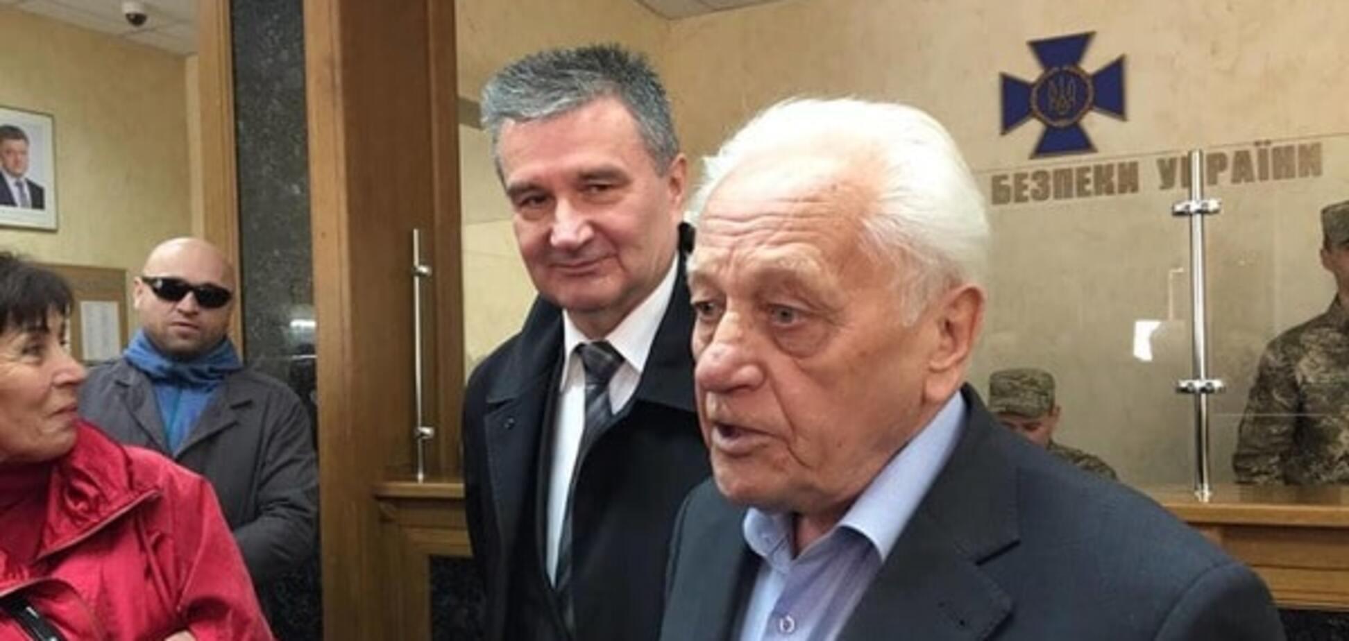 Дисидента Хмару викликали в СБУ на допит у справі 'про сепаратизм'