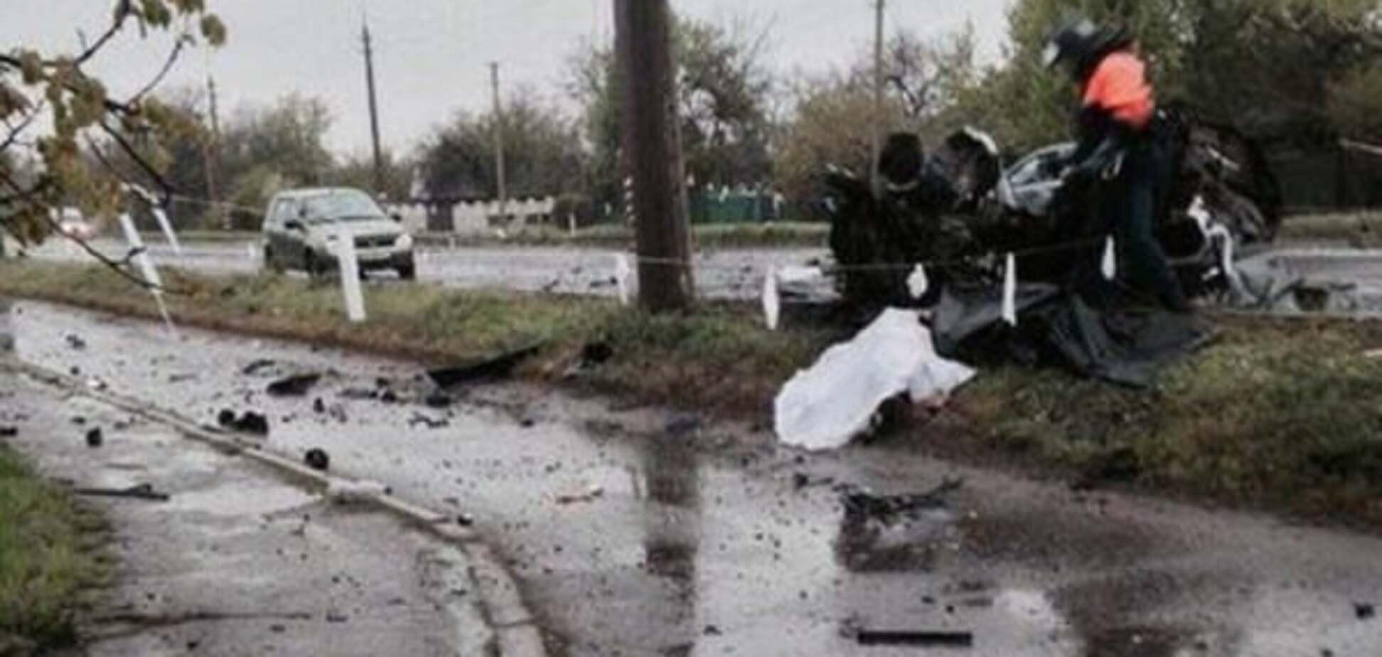 Машовець розповів про провокації терористів на КПП 'Оленівка'