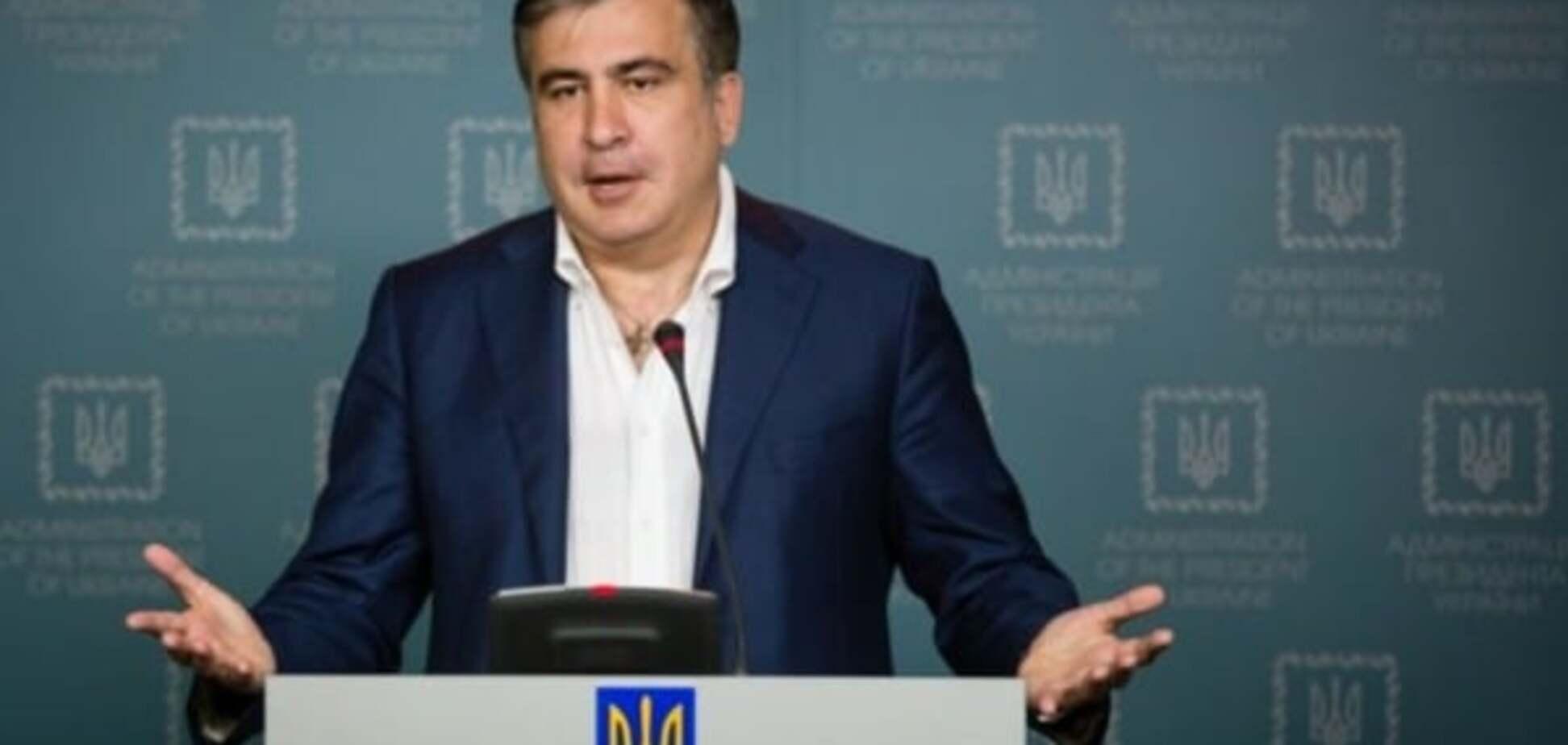 В Авакова спростували заяву Саакашвілі про відправлення до Одеси Нацгвардії