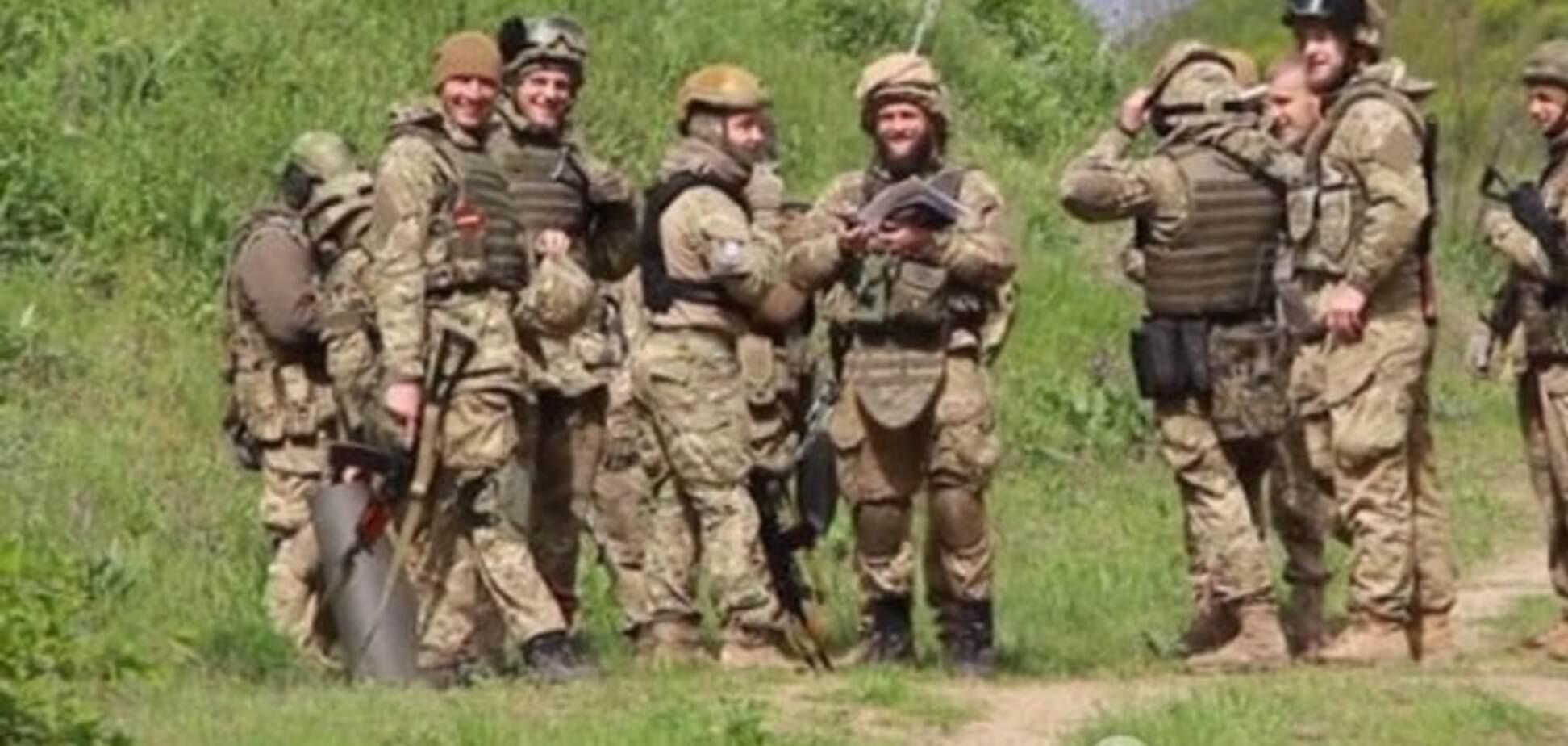 Гроза сепаратистів і 300 'азовців': бійці прибули захищати Одесу. Фоторепортаж