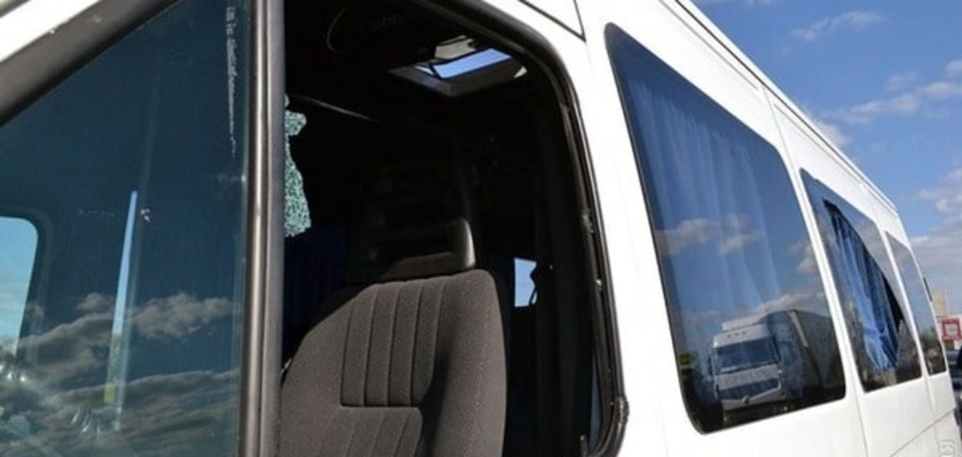 Обстріл автобуса в Одесі: поліція почала план 'Перехоплення'