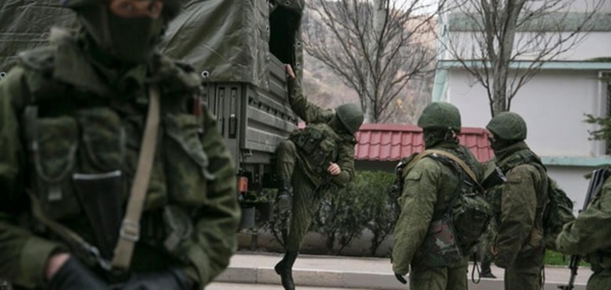 Тренування захоплення України: експерт пояснив, що означають російські військові навчання в Криму