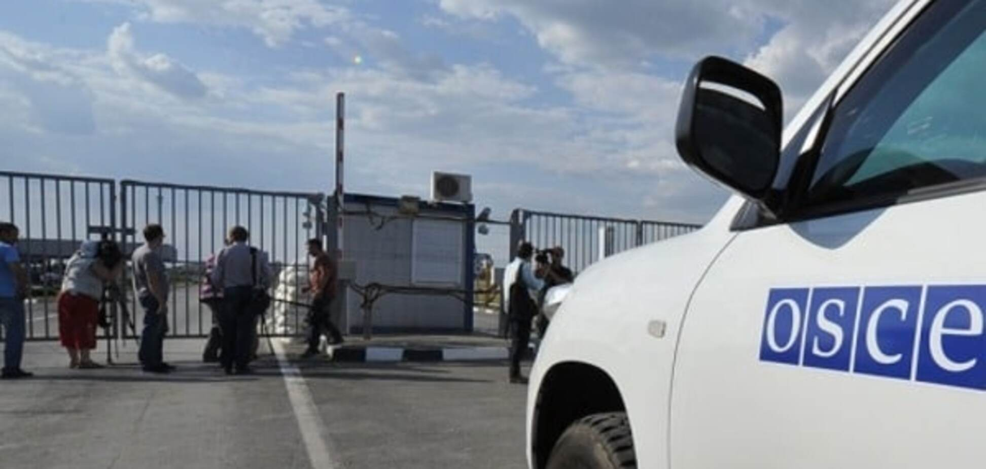 В ОБСЄ підтвердили смерть 4 мирних жителів на КПП 'Оленівка'