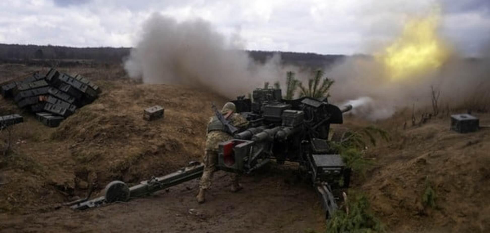На Донбасі терористи зазнали втрат у результаті дружнього вогню - ГУР