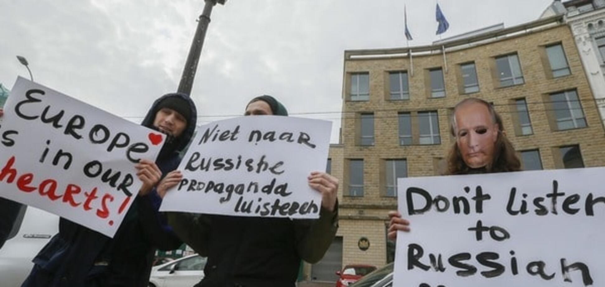 Кремлевская пропаганда