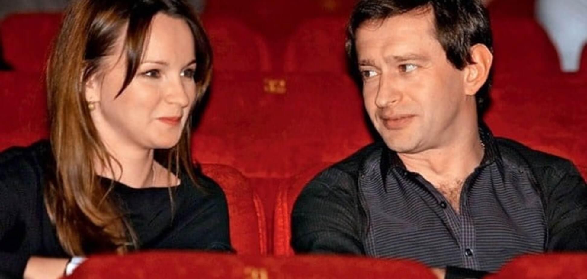 Ольга Литвинова и Константин Хабенский