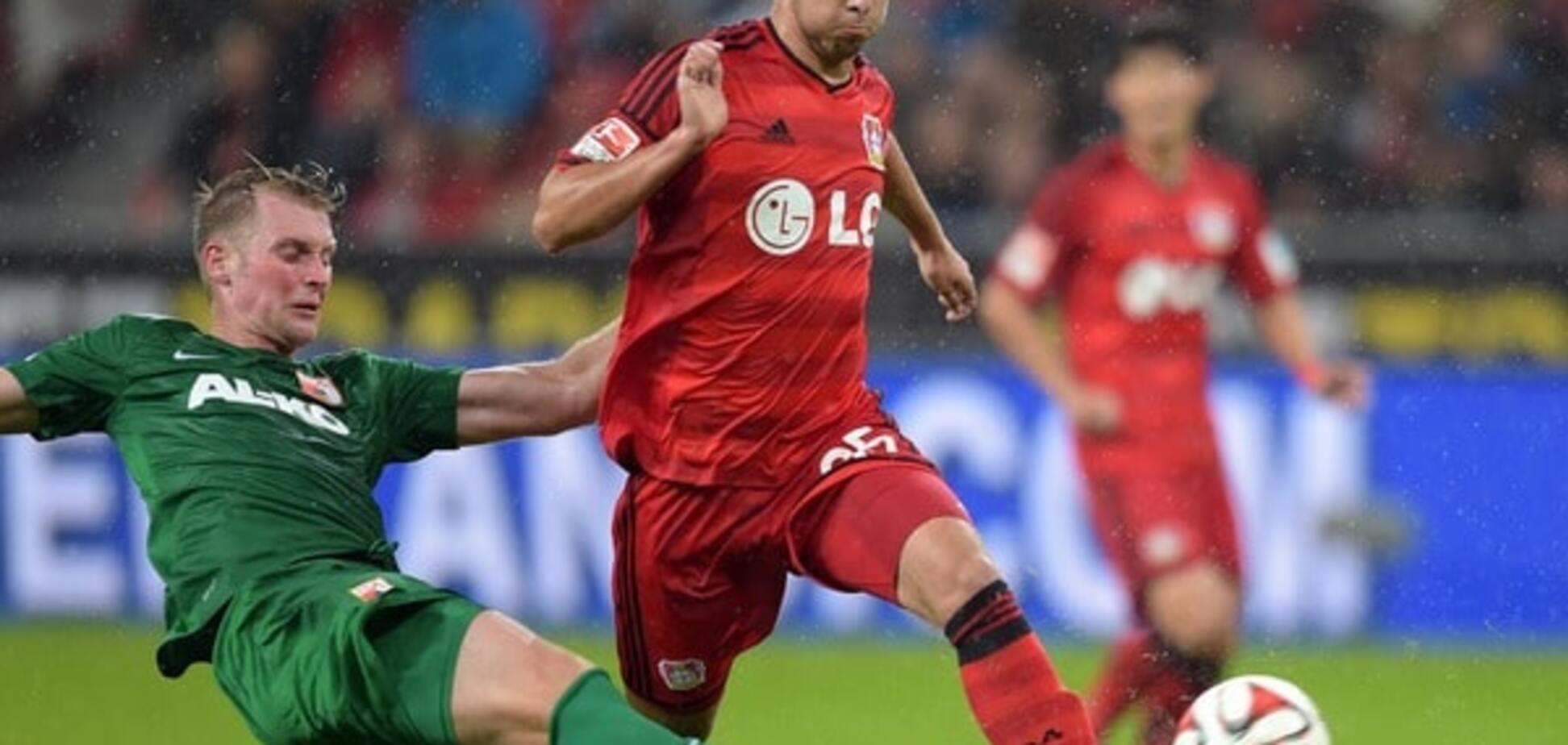 Український футболіст отримав у Німеччині серйозну травму