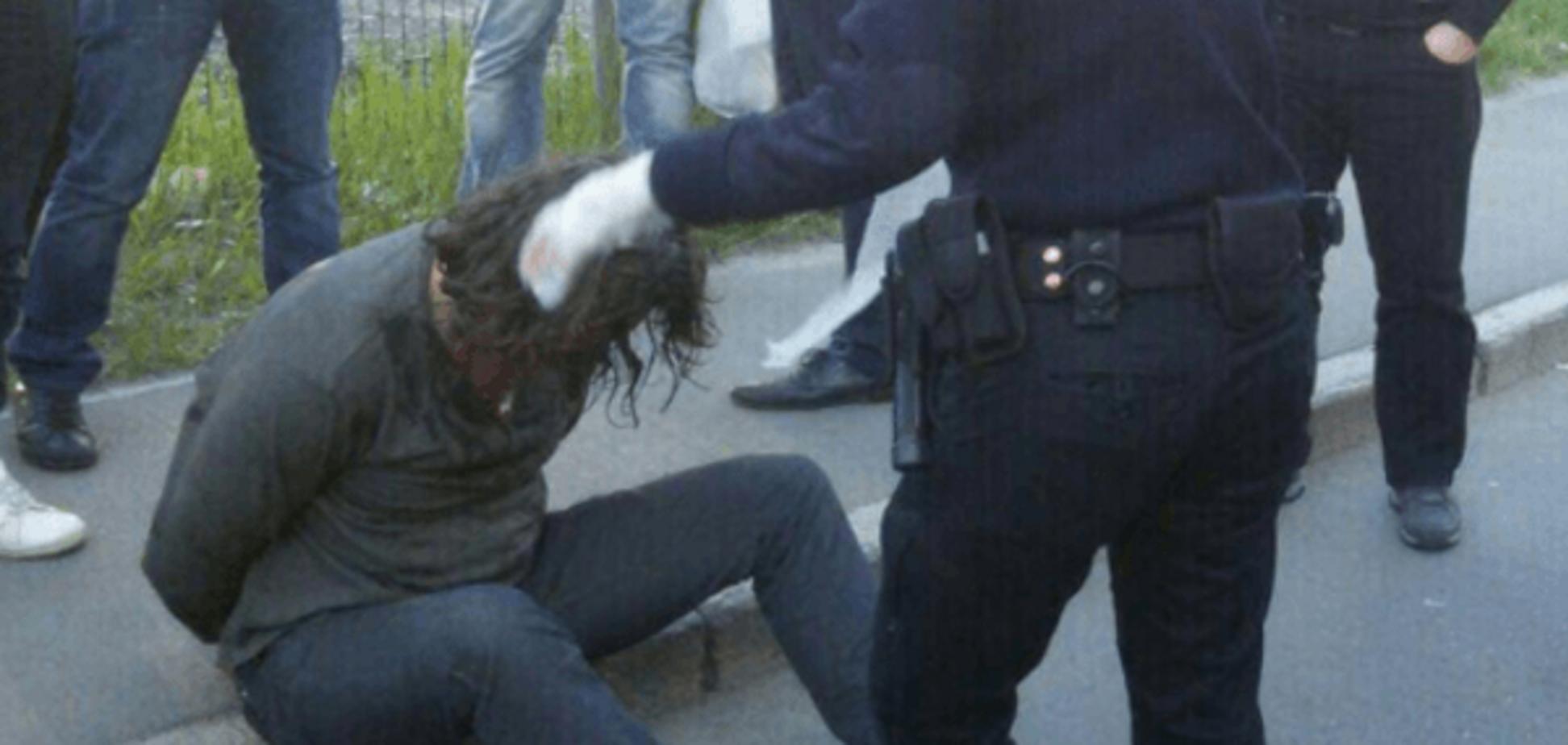 Погоня поліції в Києві за Infiniti: олімпійський чемпіон був озброєний