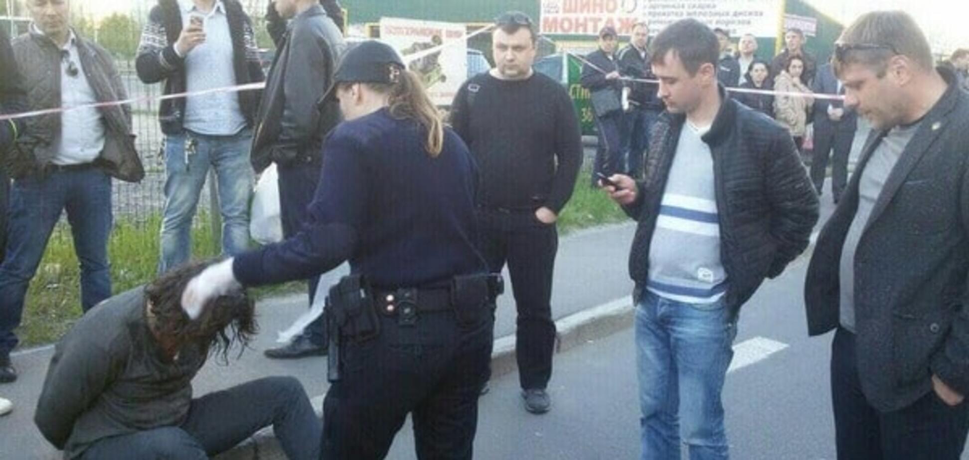 Водій-чемпіон із Infiniti розповів про інцидент із поліцією Києва