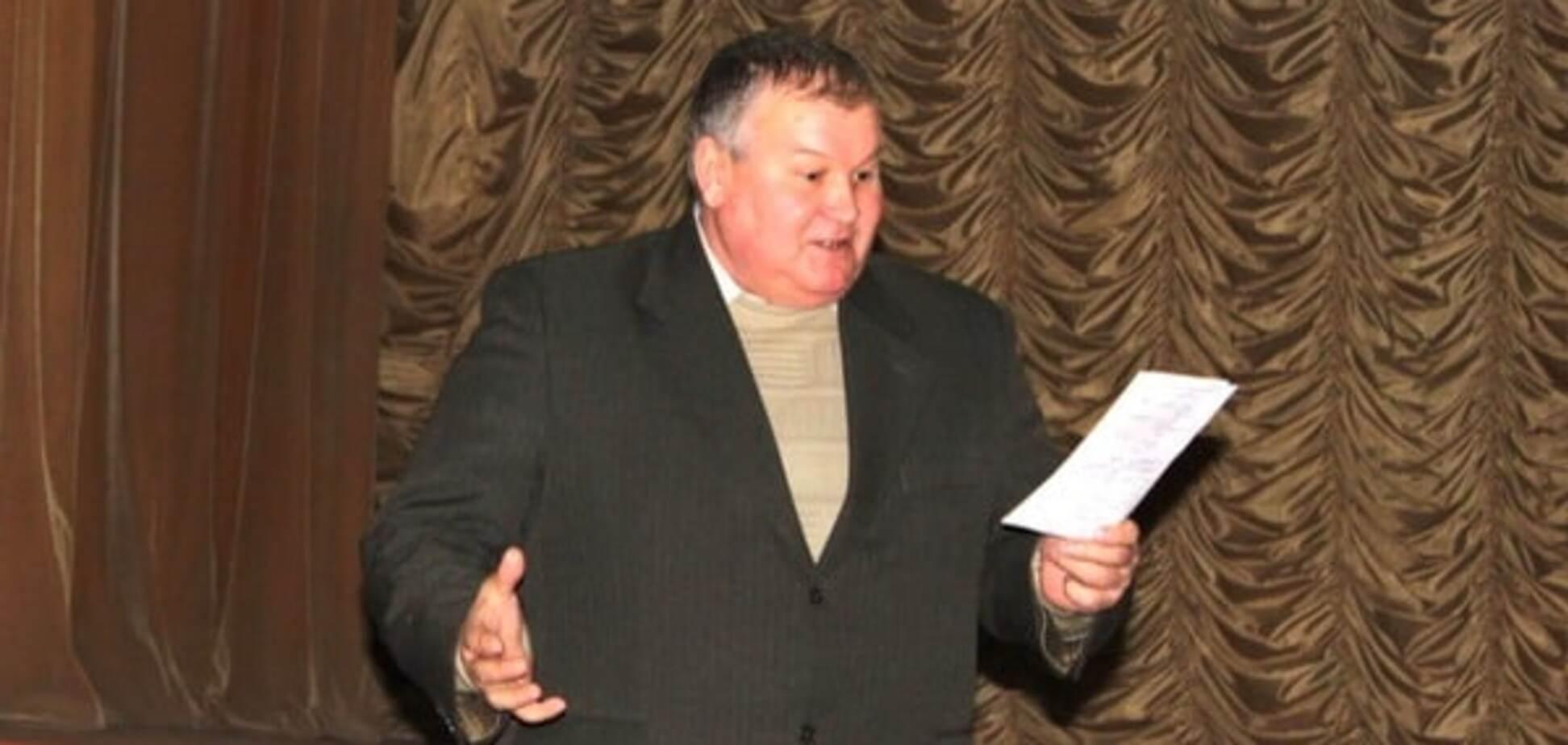 У Сімферополі 'депутат' написав 'антигейський маніфест'