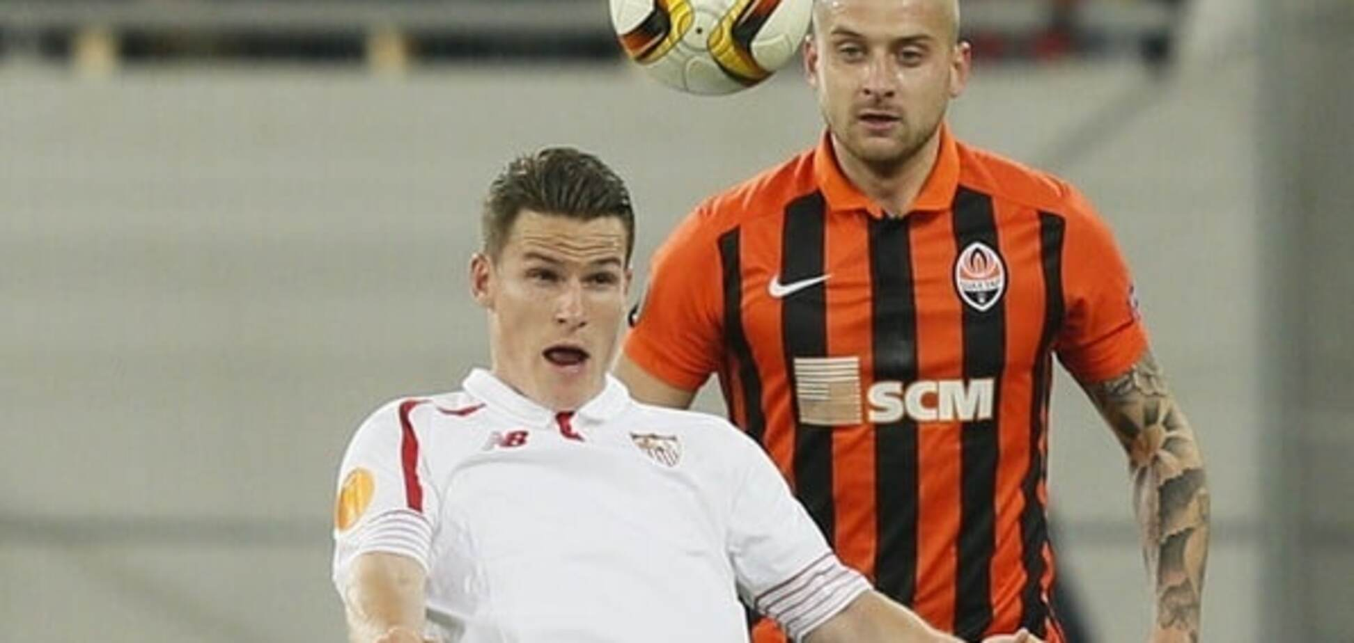 УЄФА включив чотирьох гравців 'Шахтаря' в збірну Ліги Європи