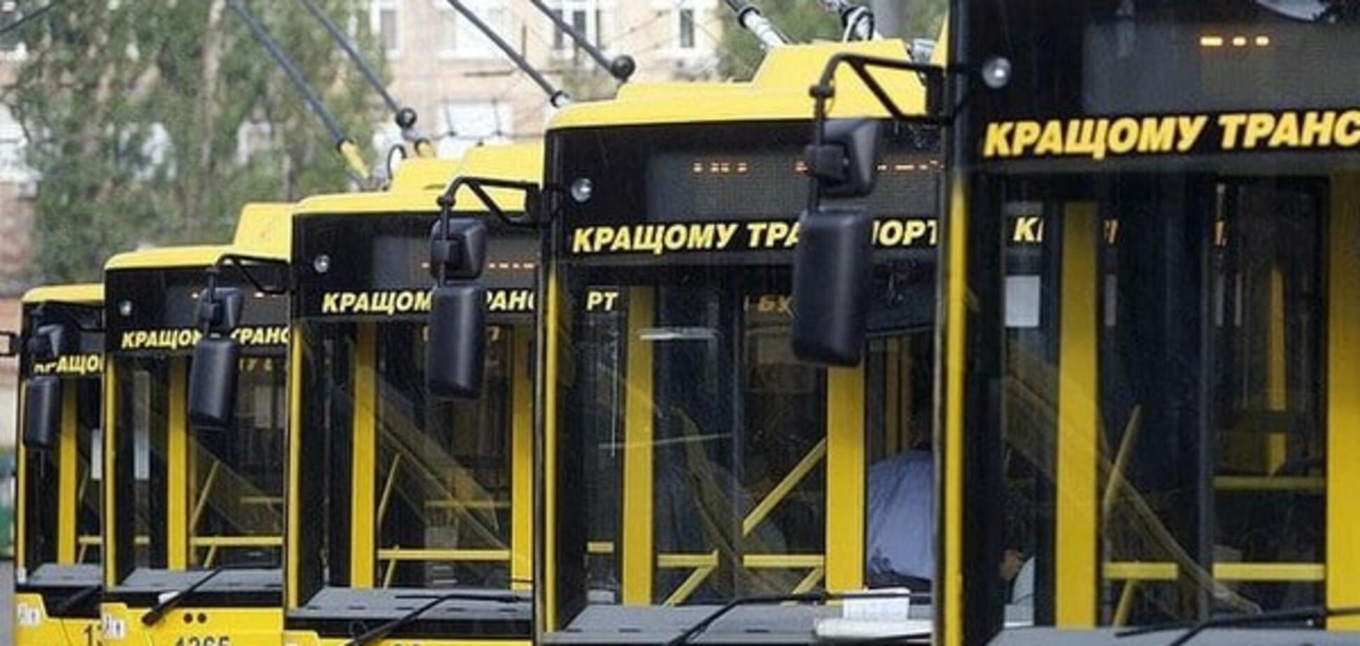 Київський транспорт на Великдень працюватиме довше