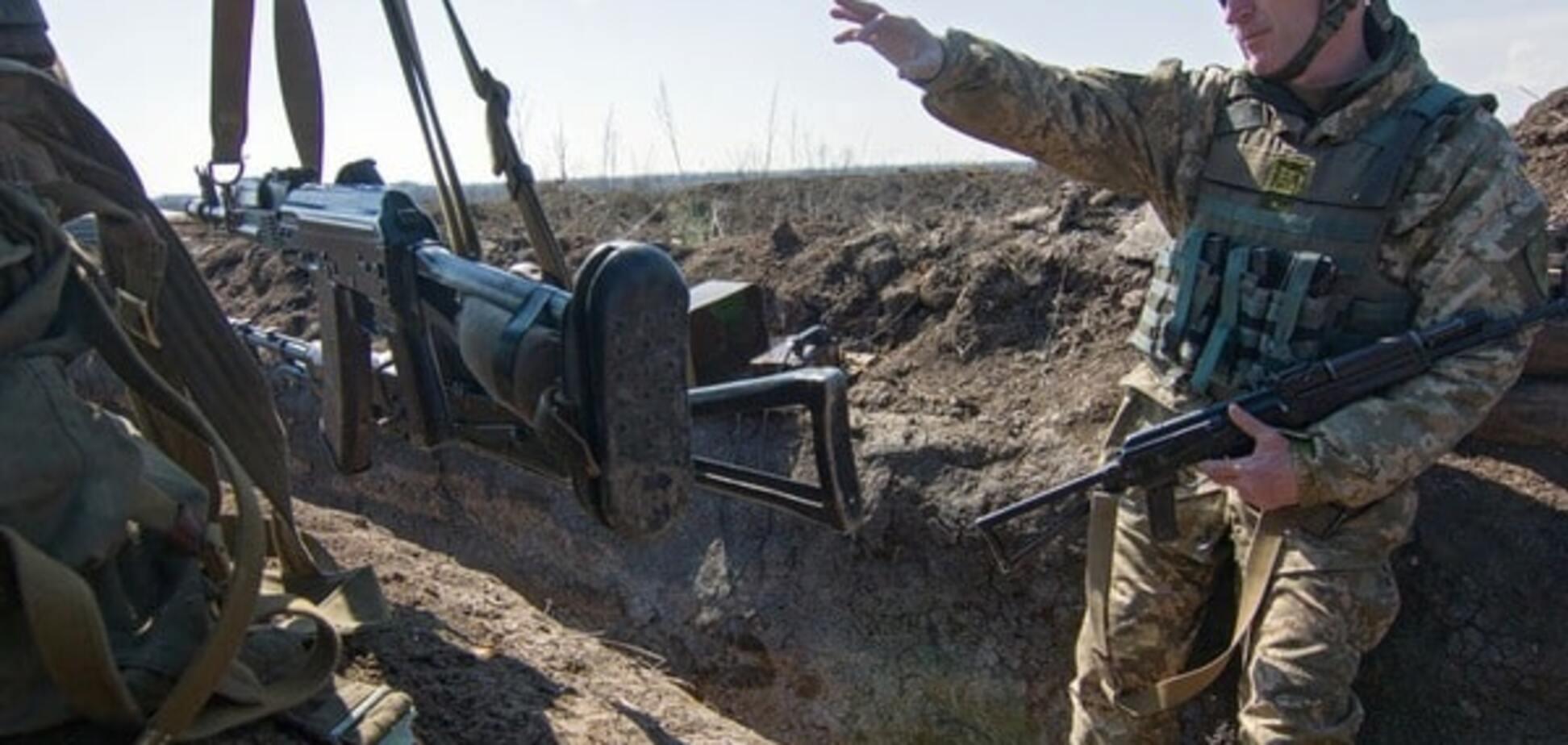 Терористи обстріляли бійців АТО в Широкиному з 82-мм мінометів