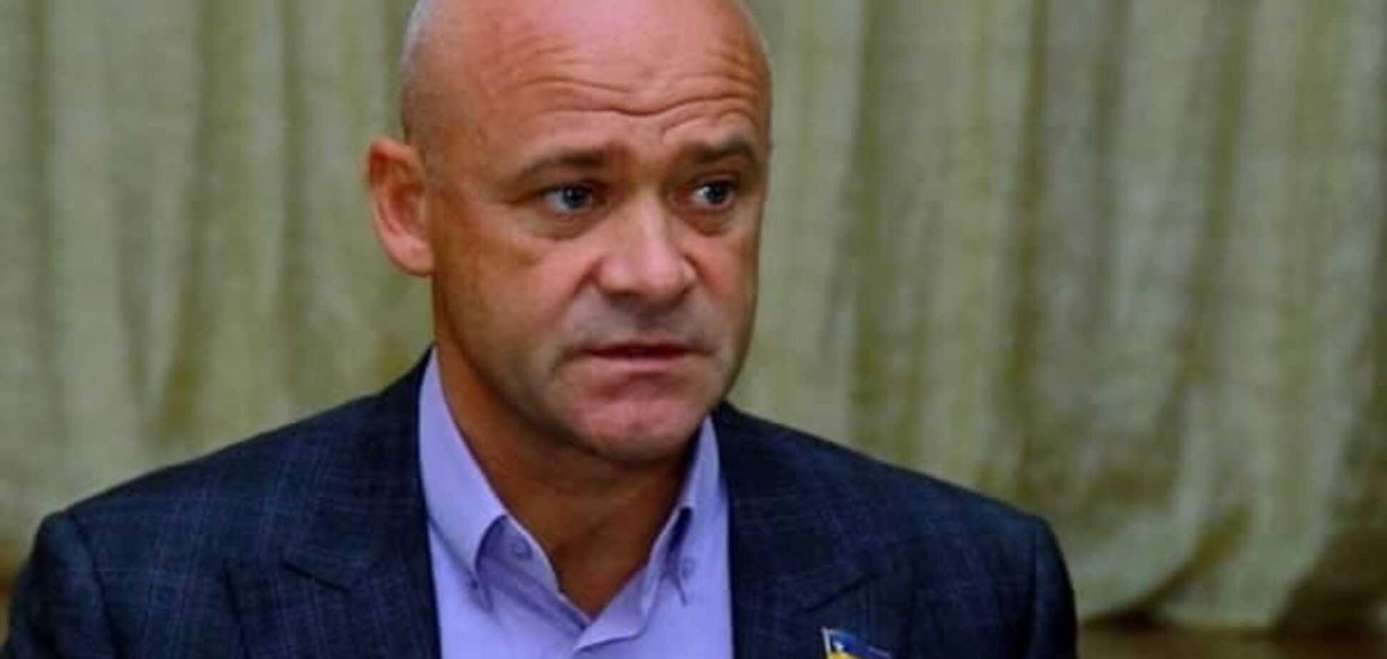 Мер Одеси Труханов має російське громадянство і володіє 20 офшорними компаніями - розслідування