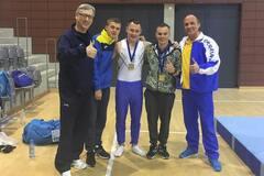 Україна виграла 'золото' на Кубку світу зі спортивної гімнастики