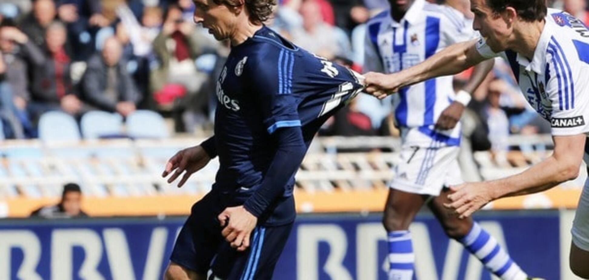 'Реал' здобув складну перемогу і обійшов 'Барселону' в чемпіонаті Іспанії