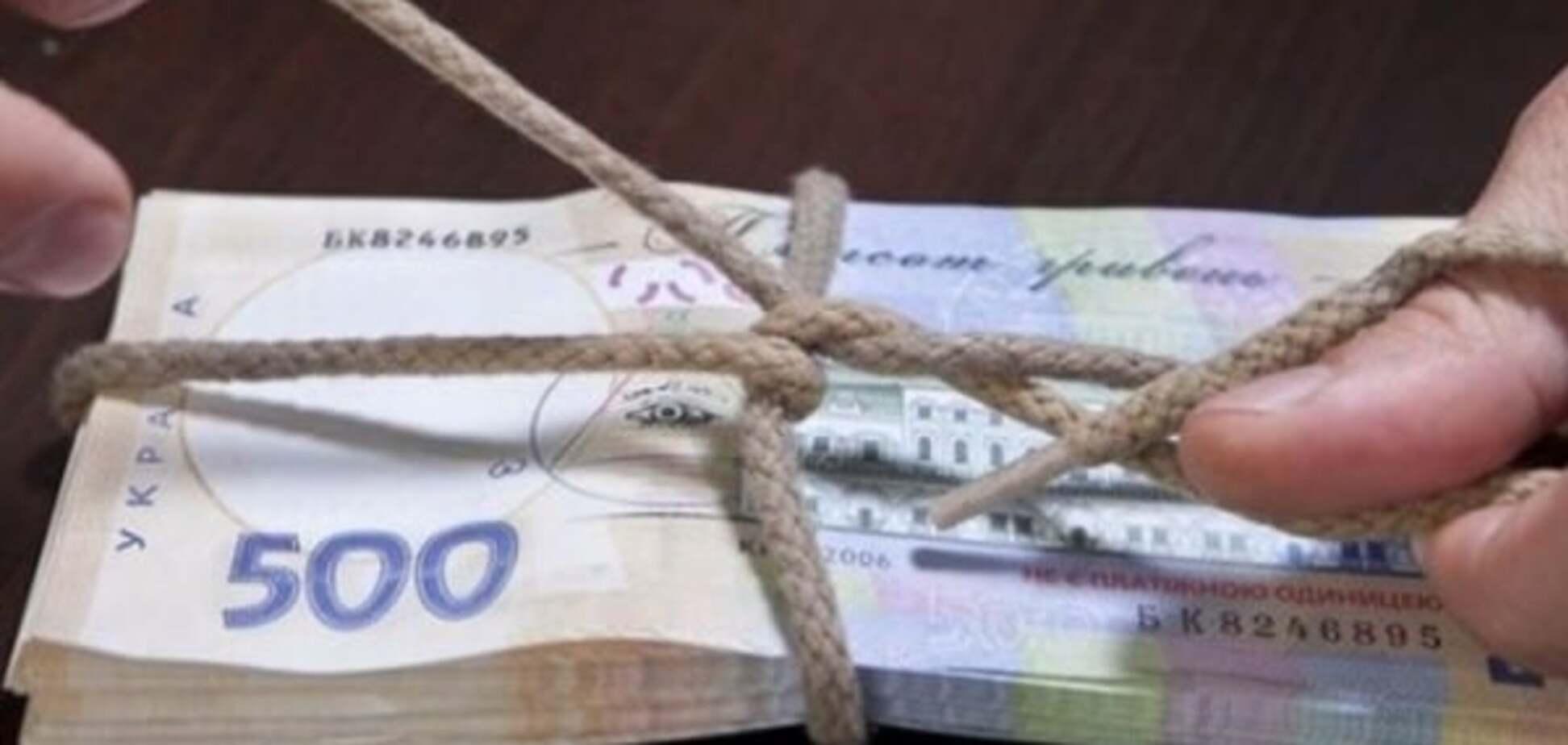 У Луганській області майор СБУ попався на хабарі в 50 тис. грн