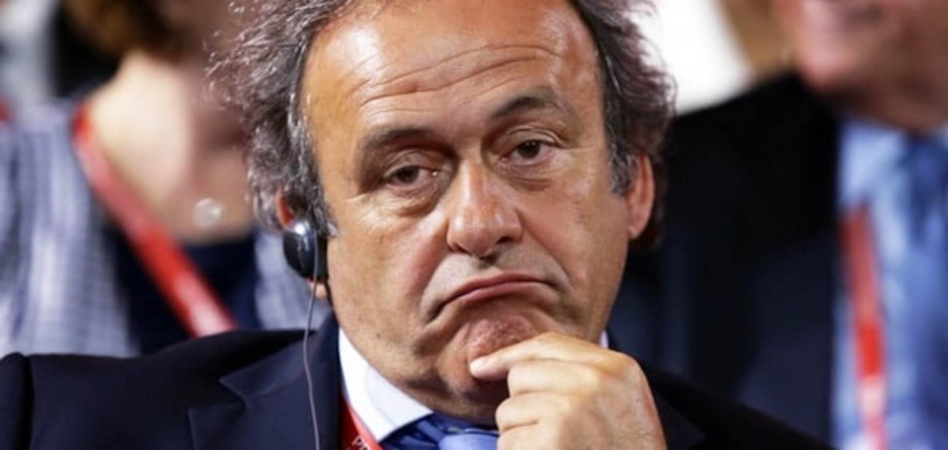Арест Мишеля Платини: у экс-президента УЕФА сделали заявление