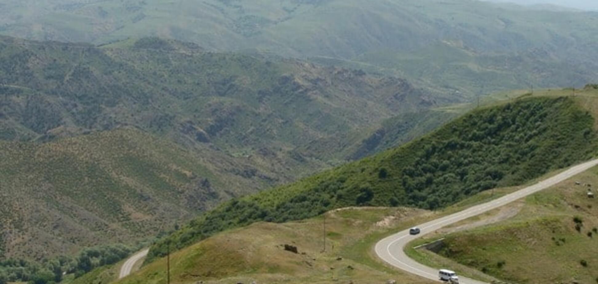 Донбасс и Карабах