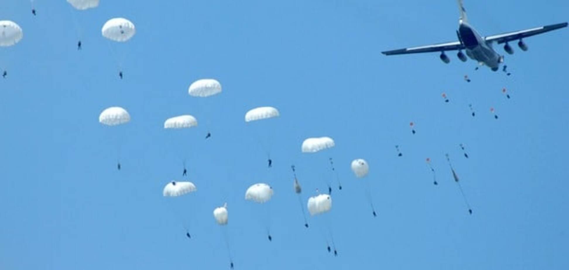 У Джанкой перекинули 400 російських десантників