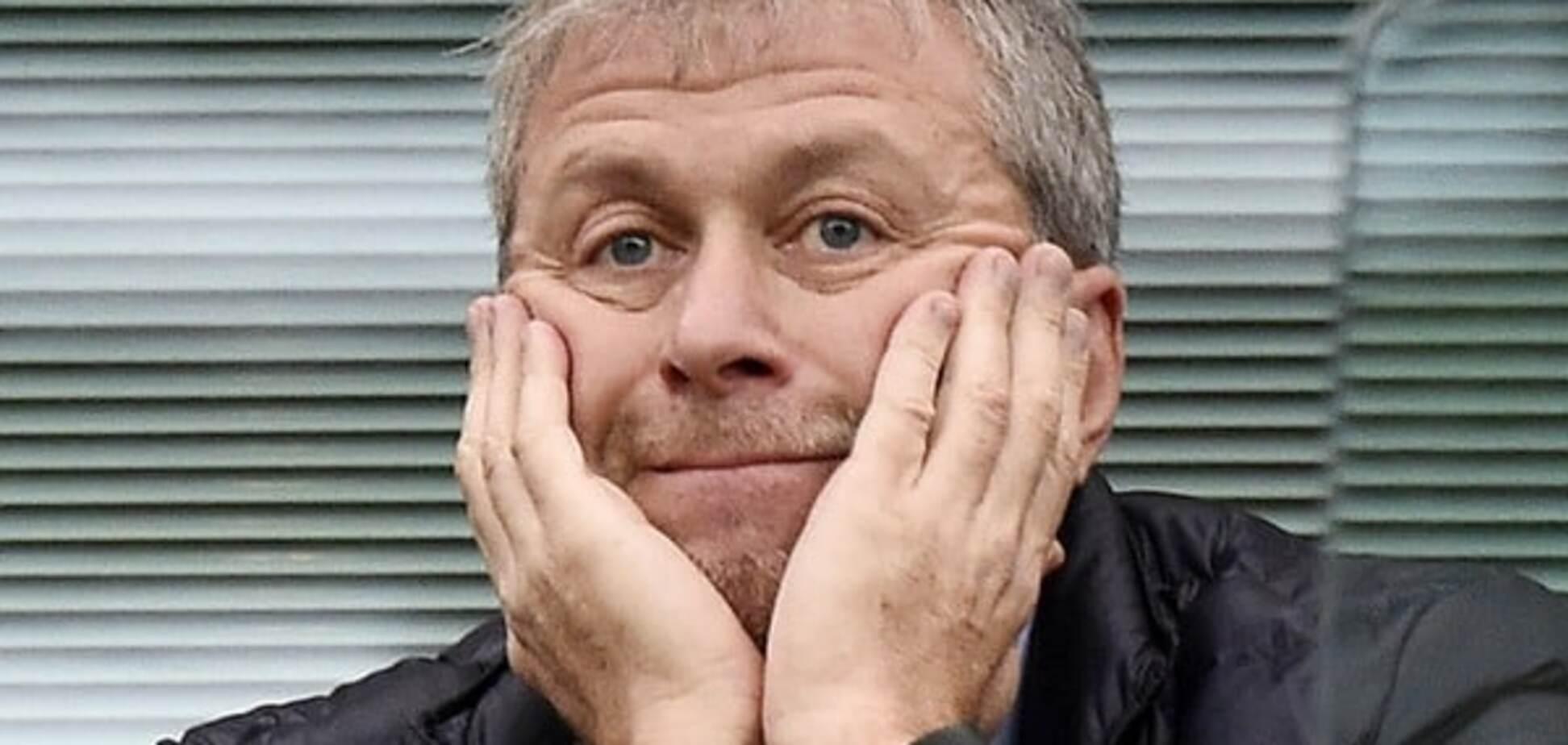 Абрамович разбушевался: в 'Челси' возник громкий скандал