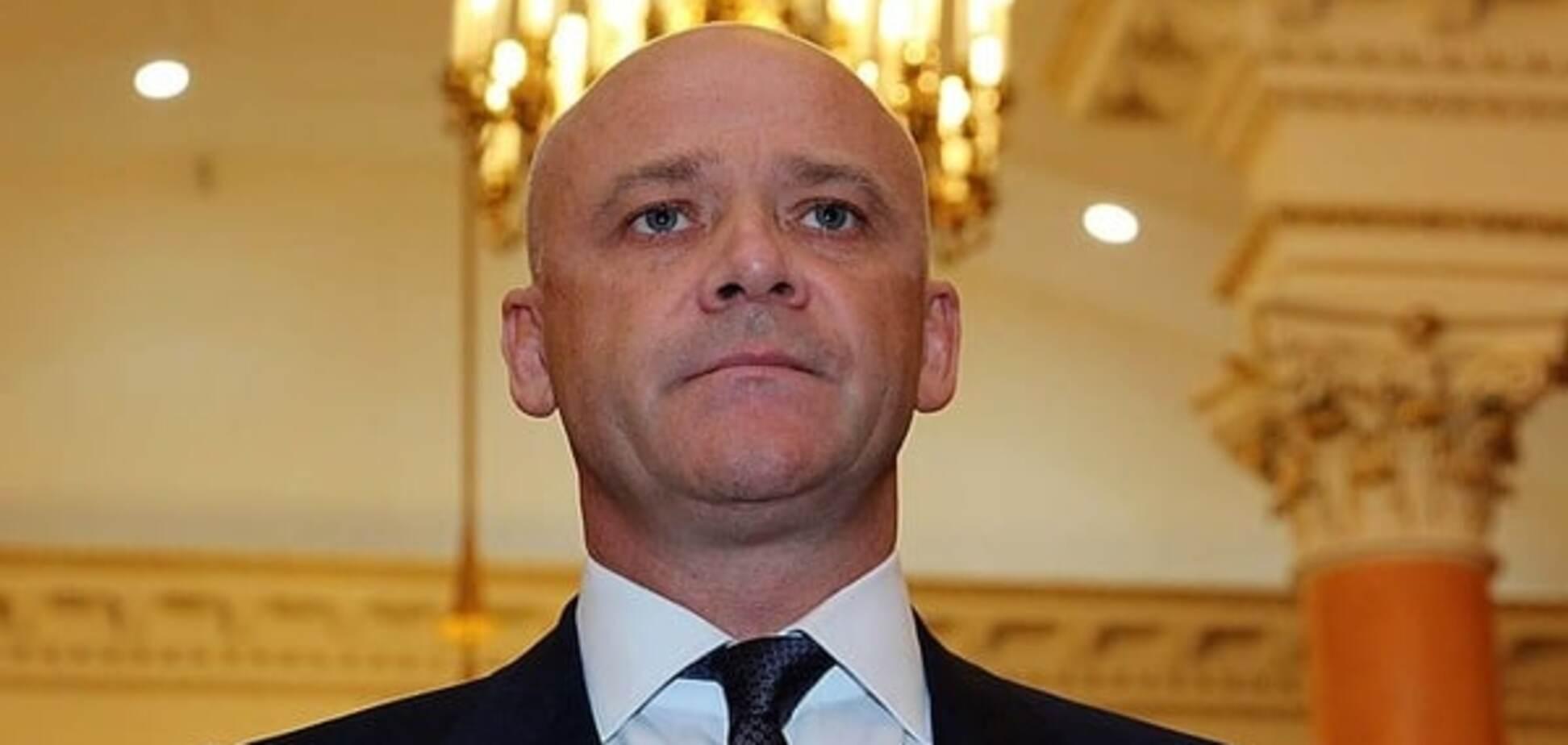 Panama Papers: СБУ зайнялася російським паспортом мера Одеси