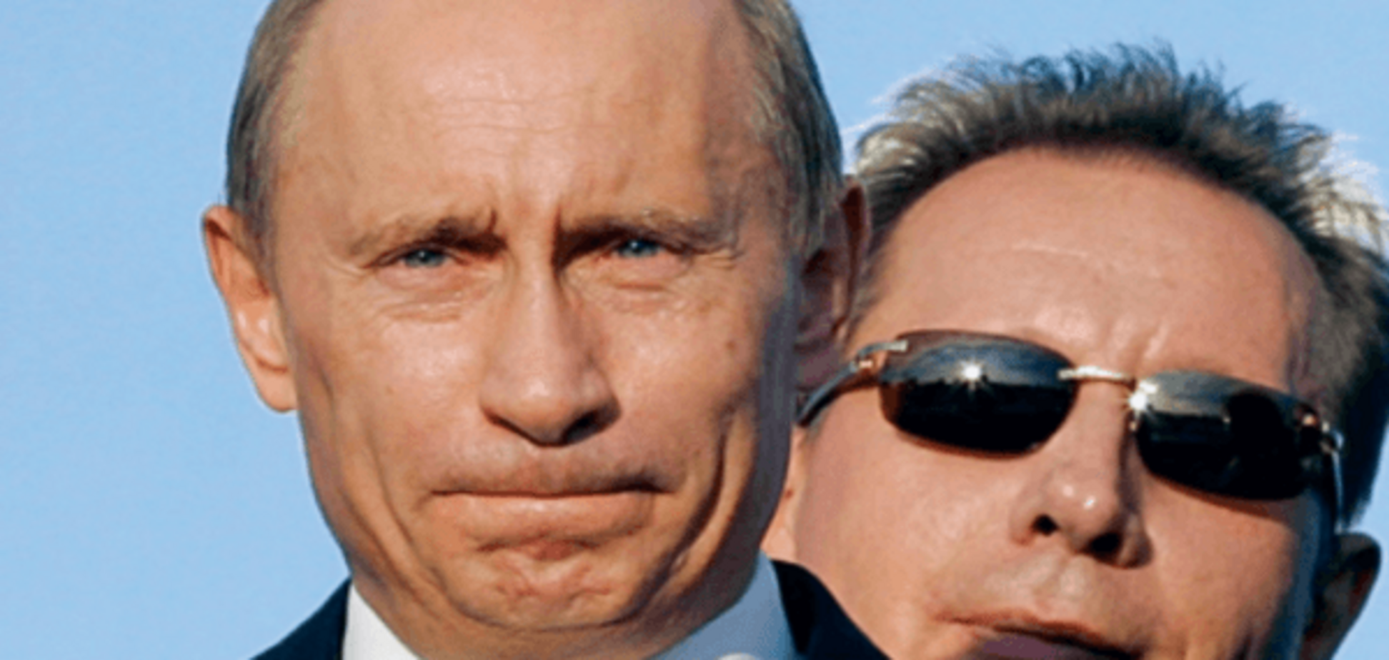 Владимир Путин, Виктор Золотов