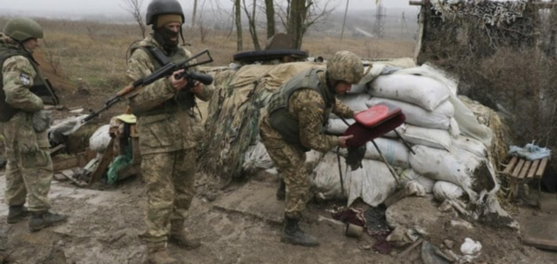 Бійців АТО в Авдіївці обстріляли з мінометів і гранатометів